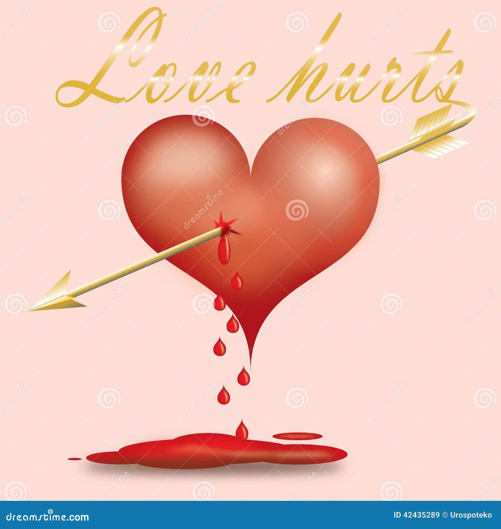 Daños del amor