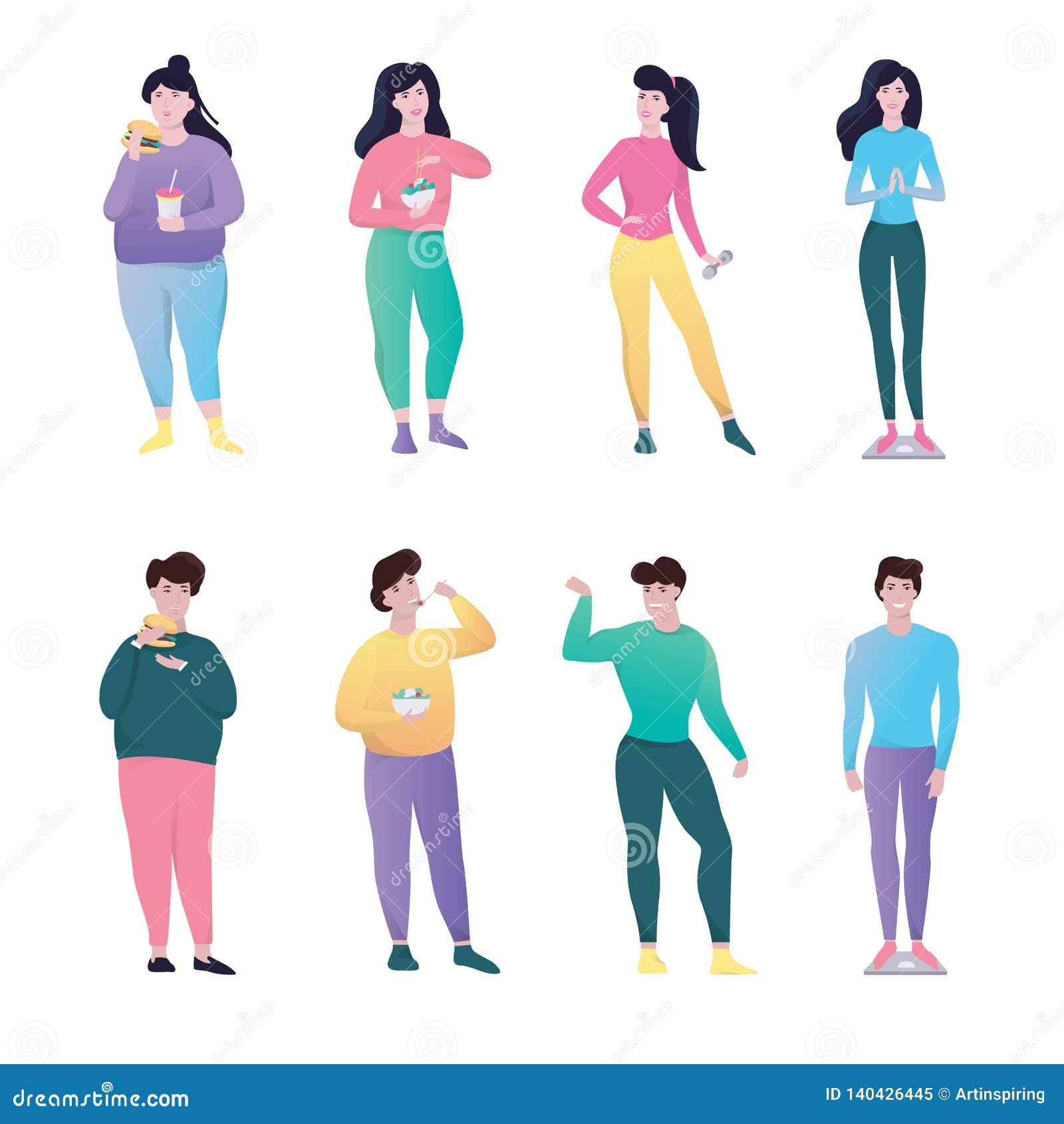 perdita di peso e obesità
