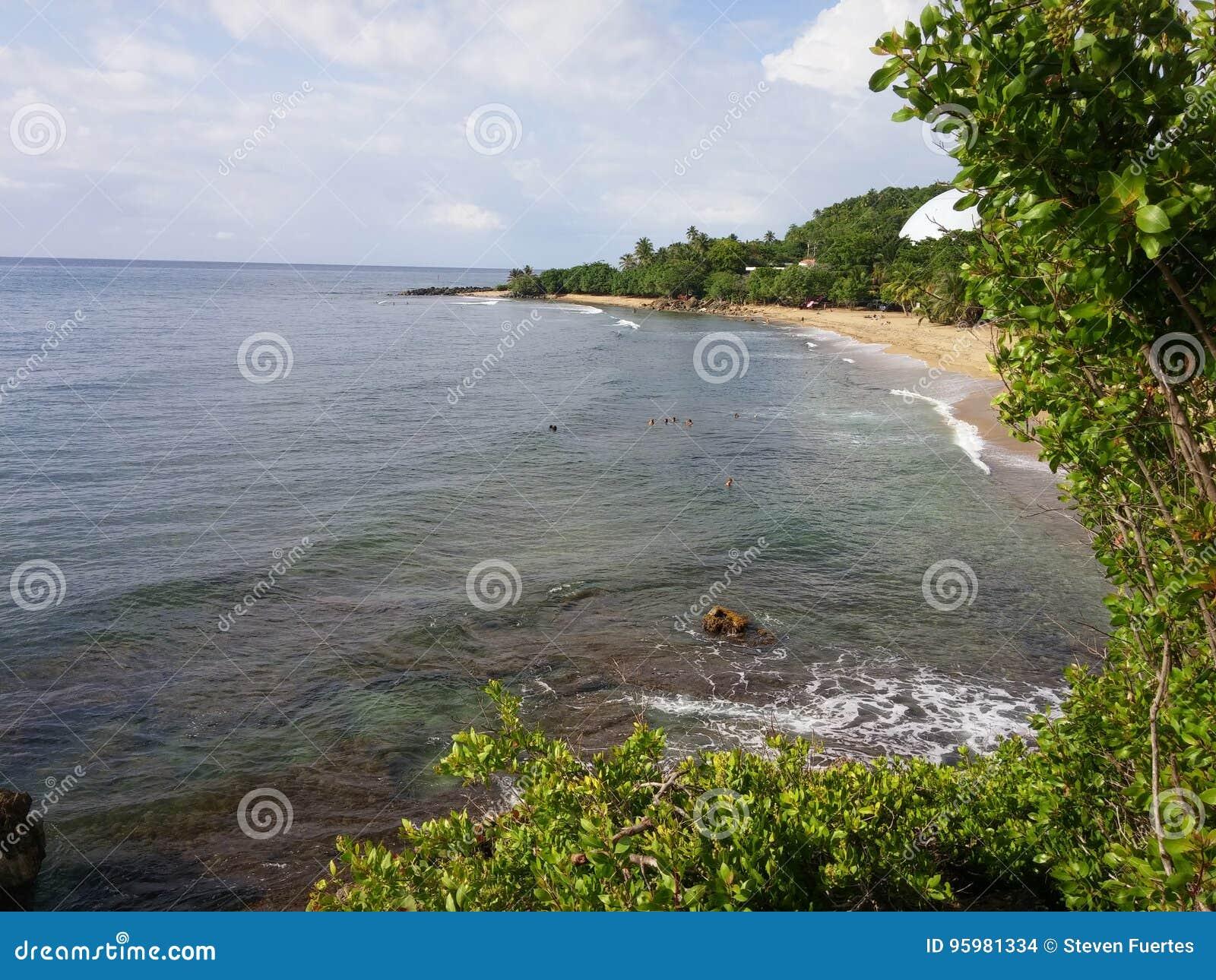 Da qualche parte sui Caraibi