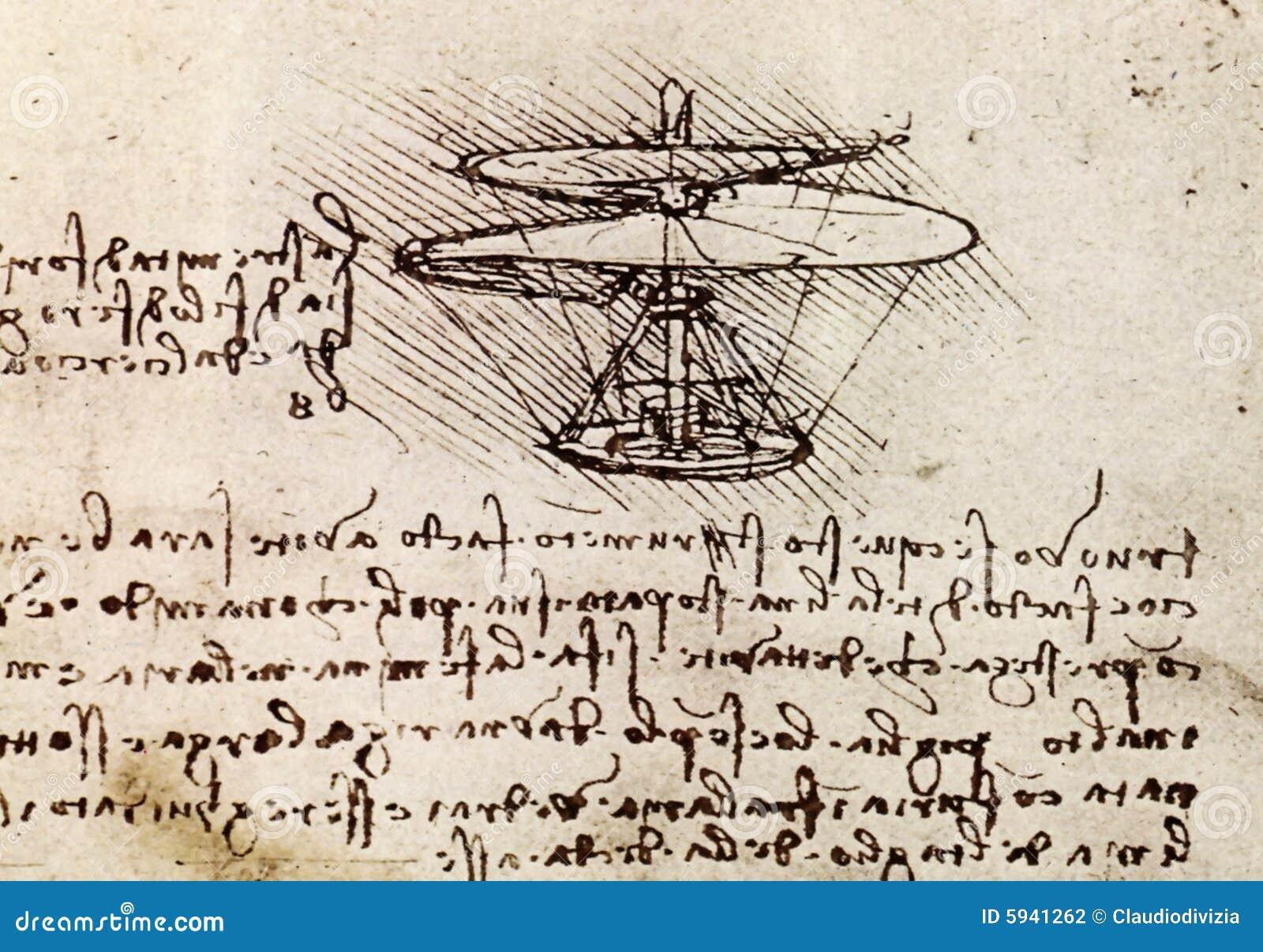 Leonardo da vinci research paper