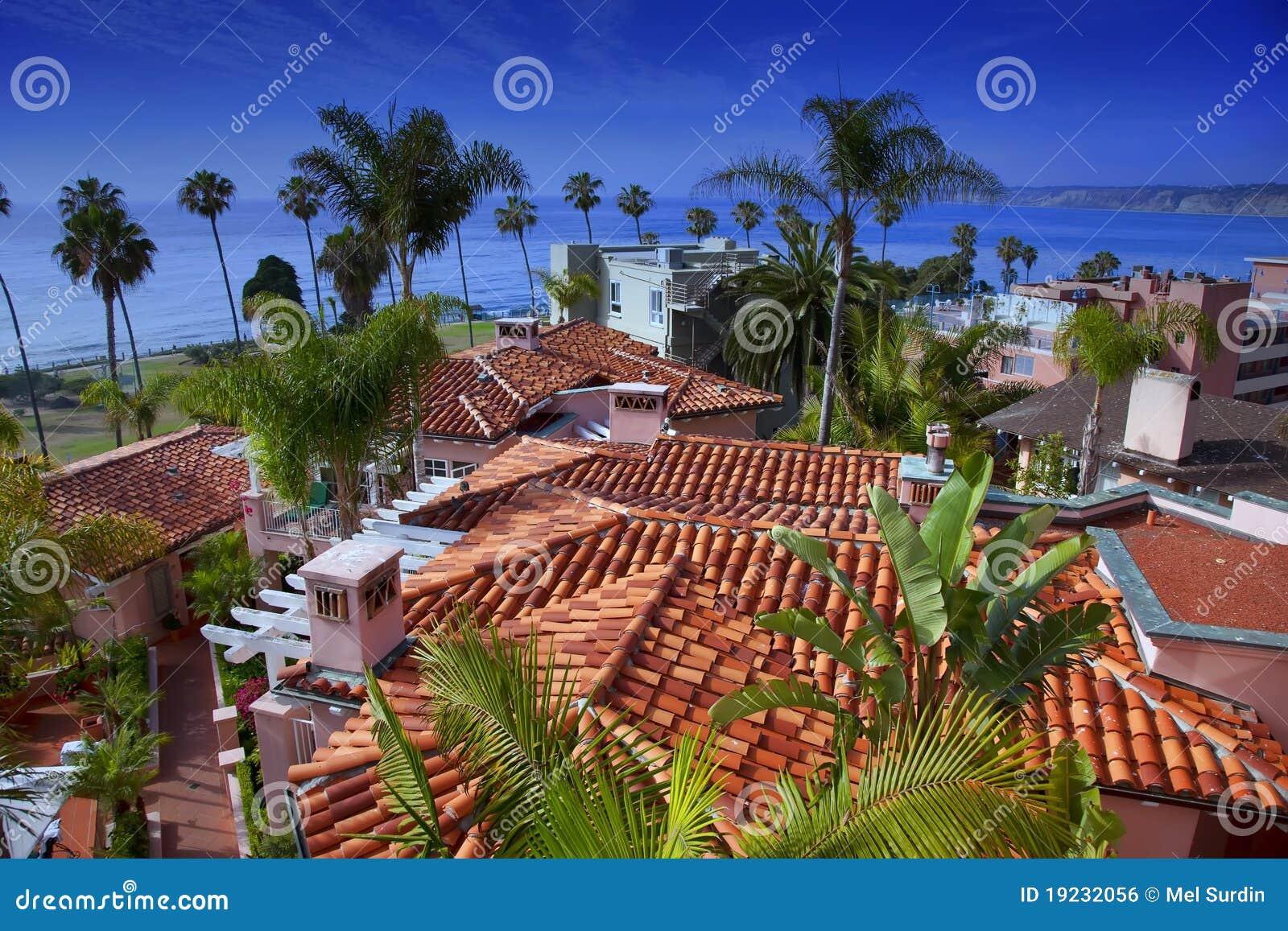 Dachów spanish płytka