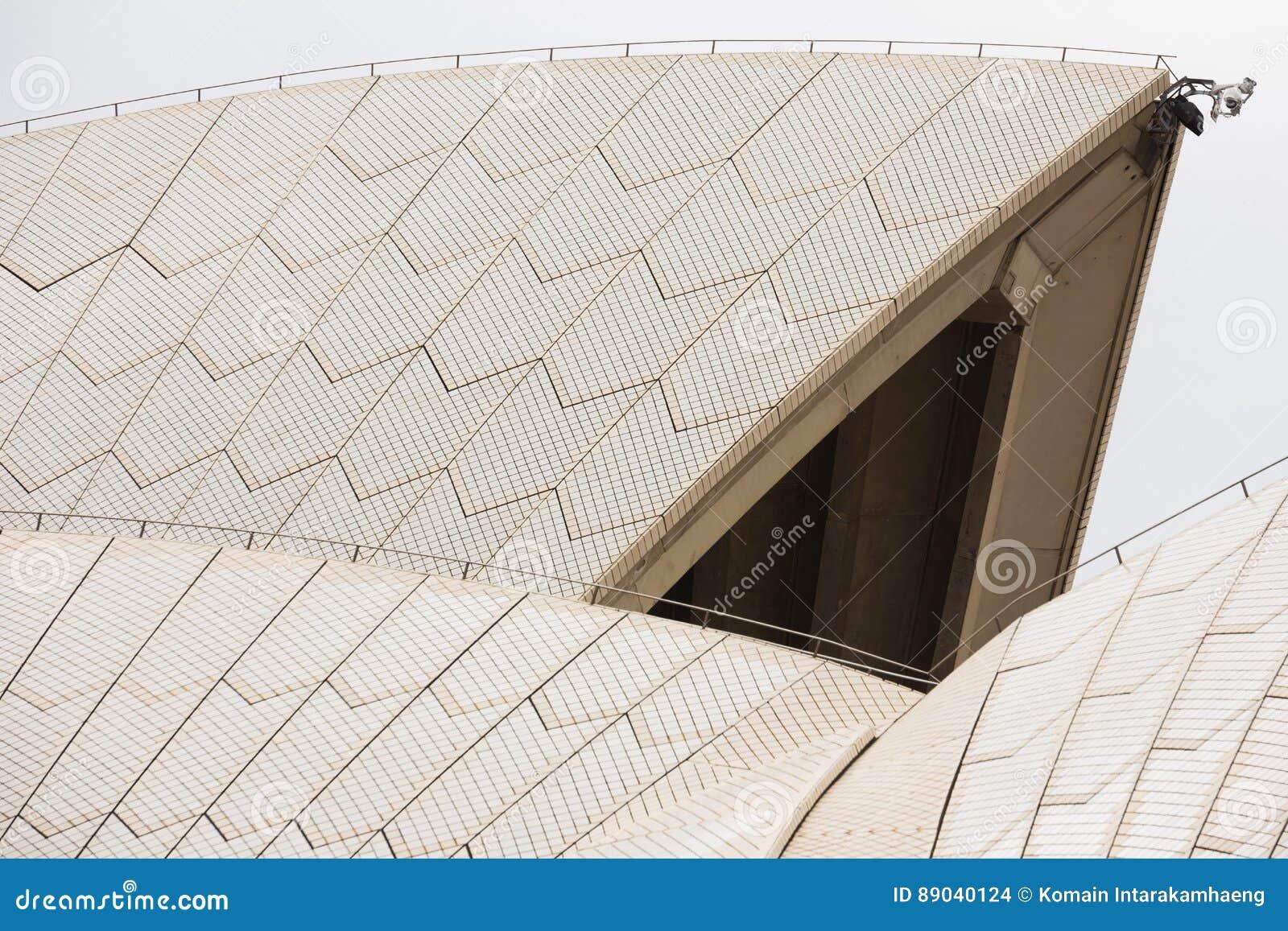 Dach Sydney opera