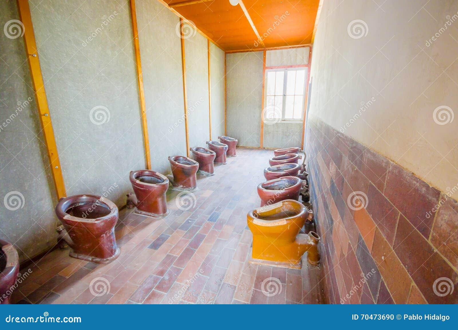Salle De Bain Allemagne dachau, allemagne - 30 juillet 2015 : la salle de bains