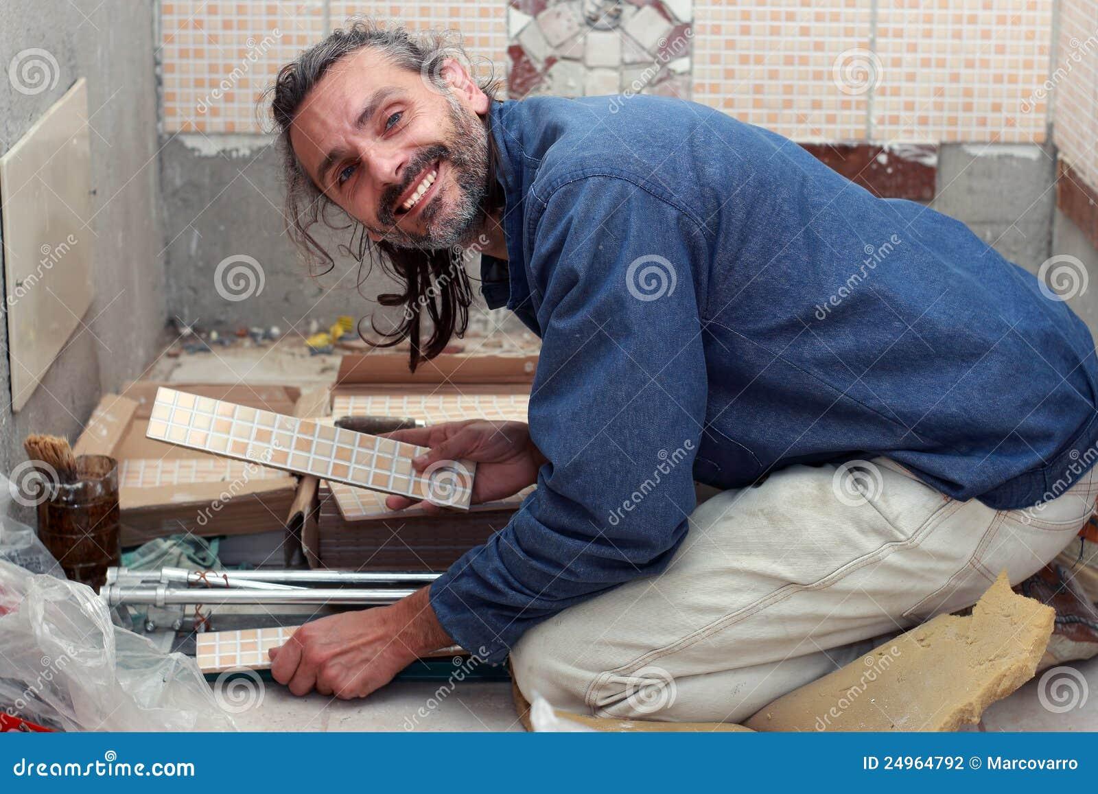 dachdecker bei der arbeit stockfoto bild von ausschnitt 24964792. Black Bedroom Furniture Sets. Home Design Ideas