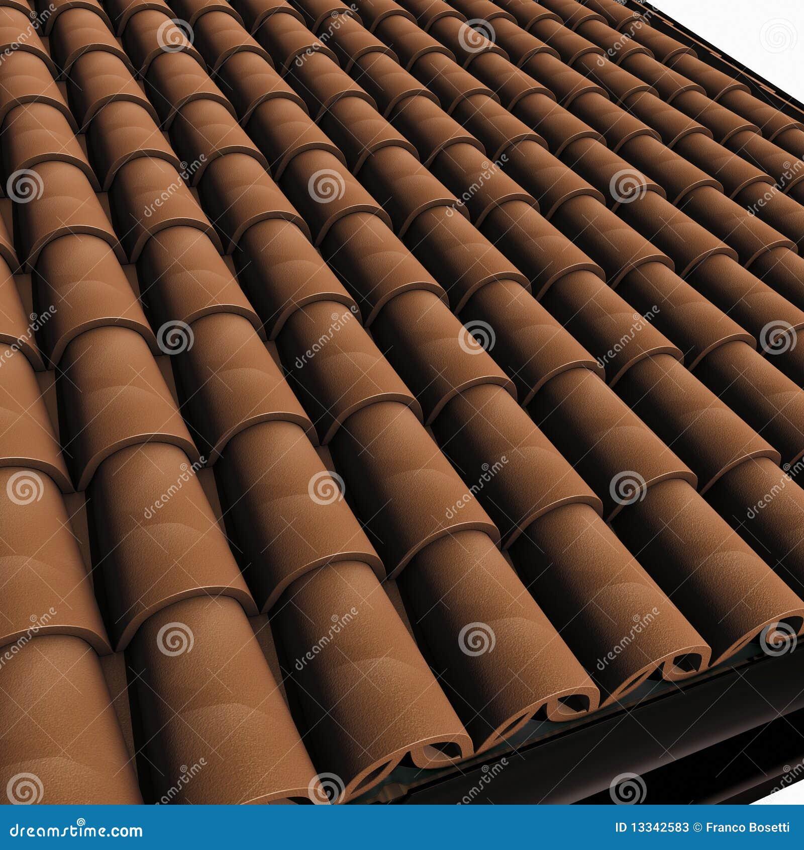 Dachowa płytka