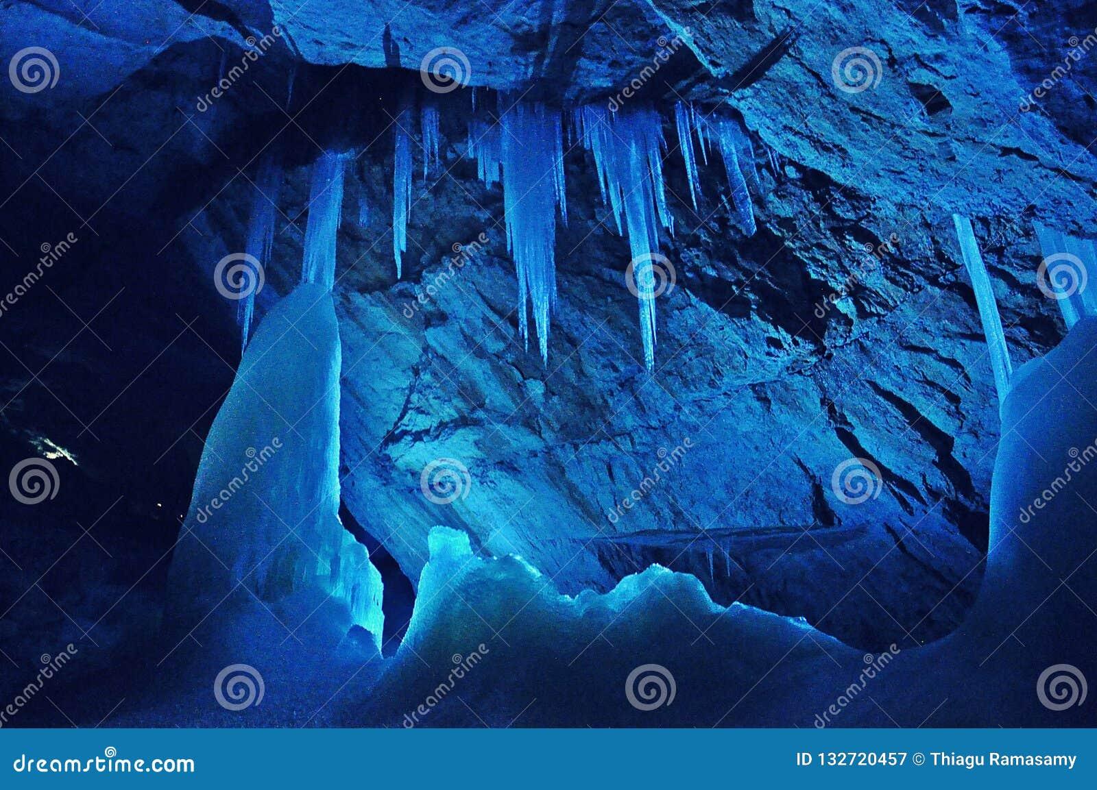 Dachstein冰洞