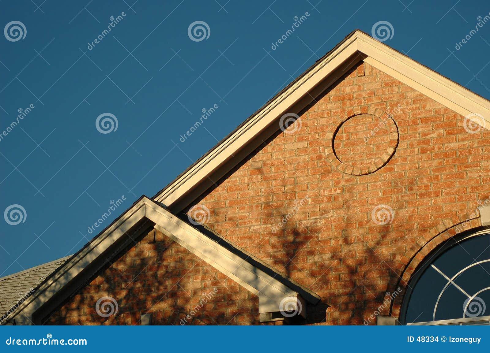 Dachwinkeldiagonale