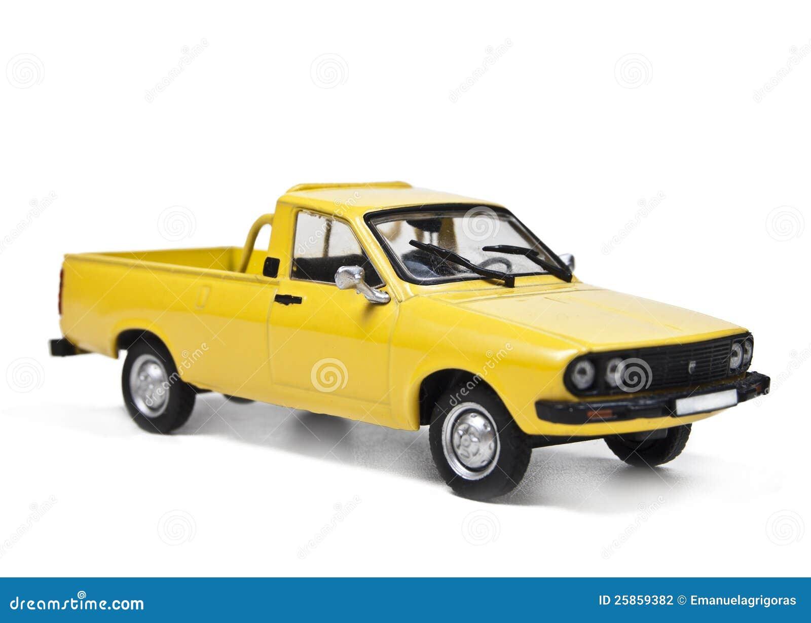 Dacia 1300 Pick Up Stock Photography Image 25859382