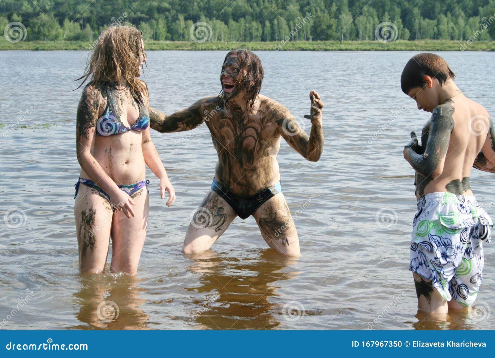 Naked families photos