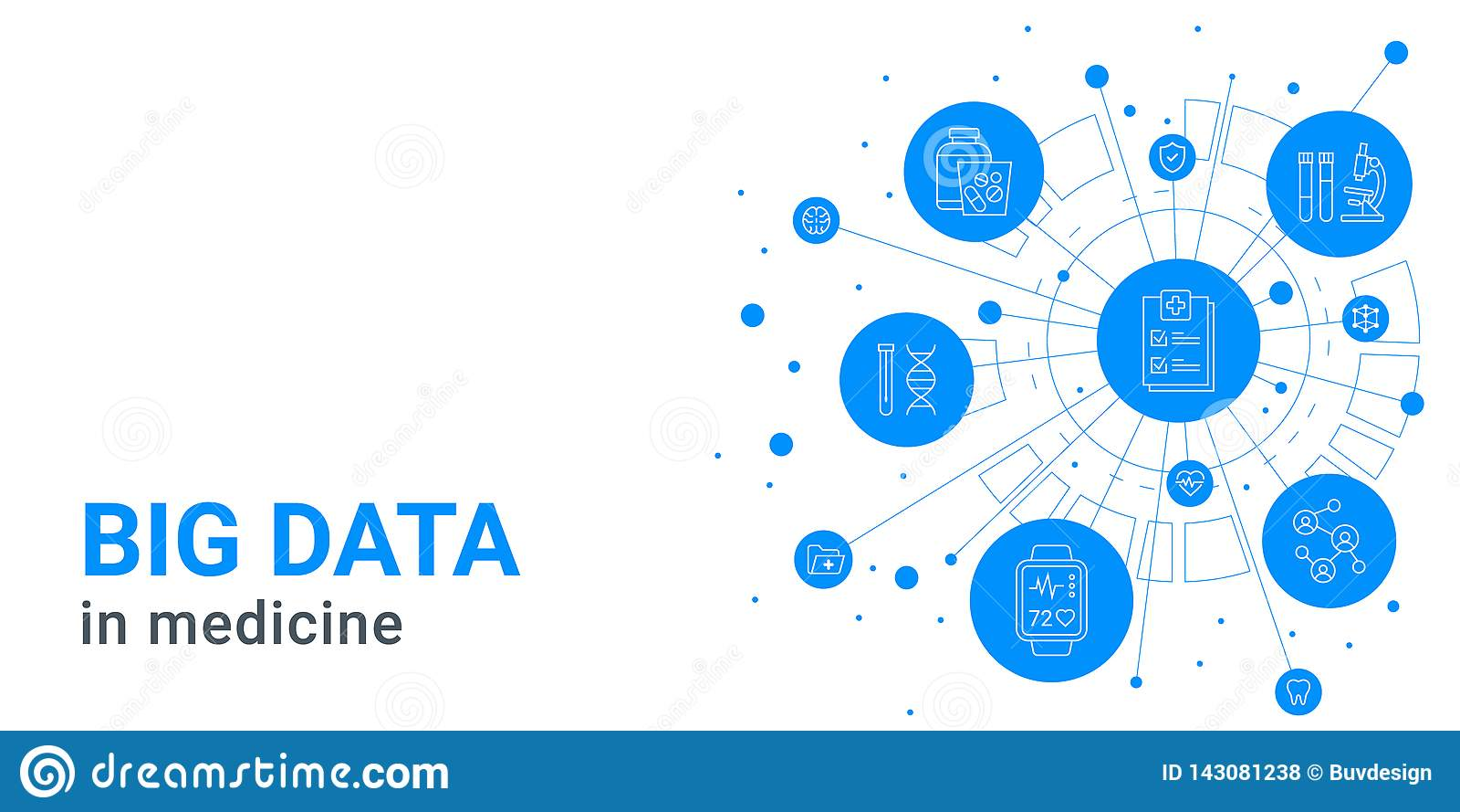 Dados grandes na medicina -