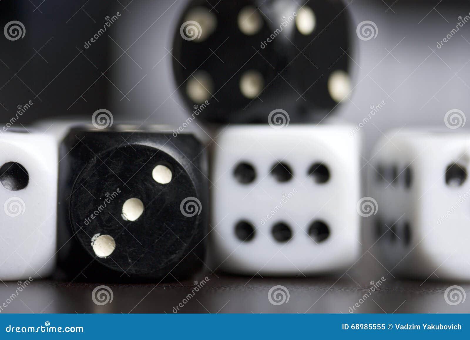 Dados Jugar los cubos