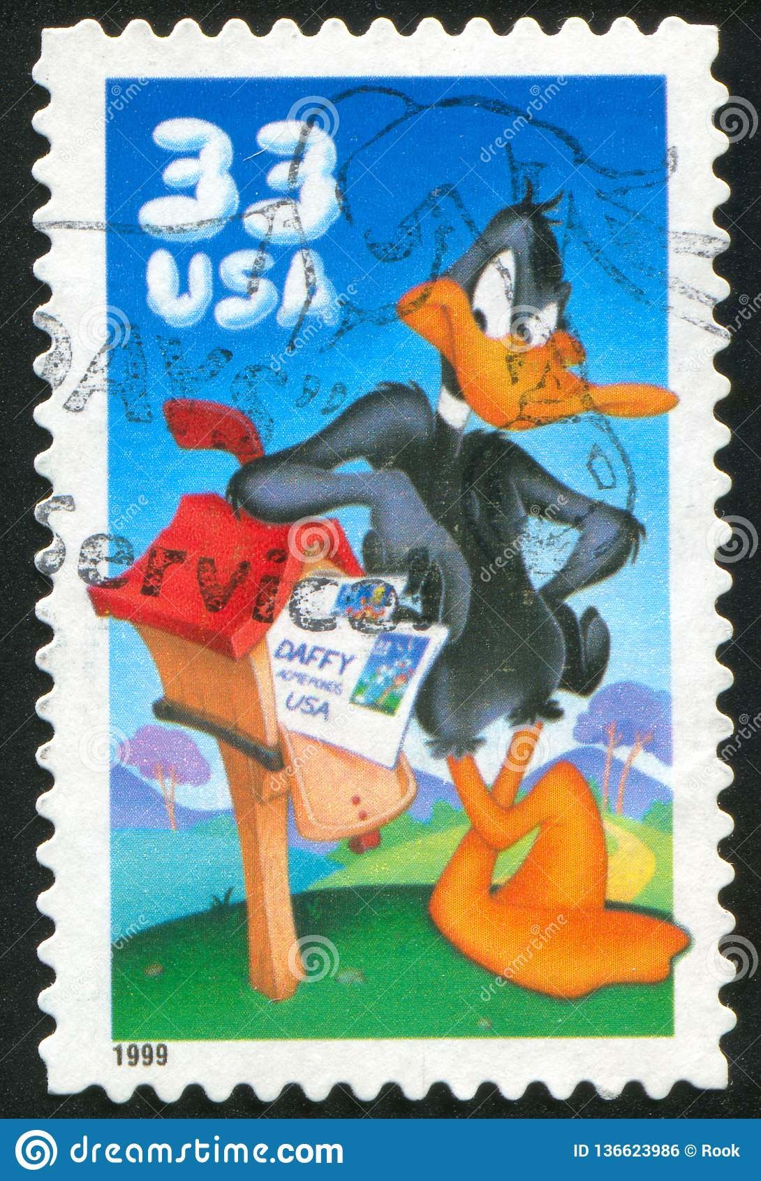 Daffy Eend