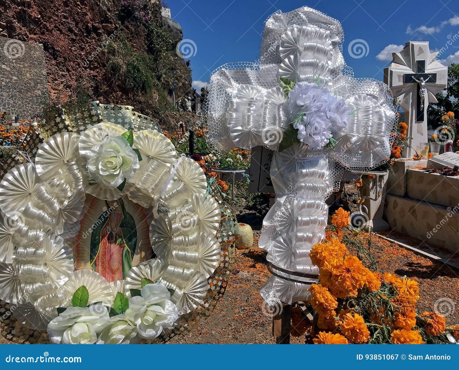 Dag av dödaen i Mexico