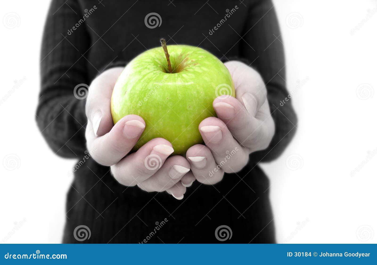 Dag för 3 äpple