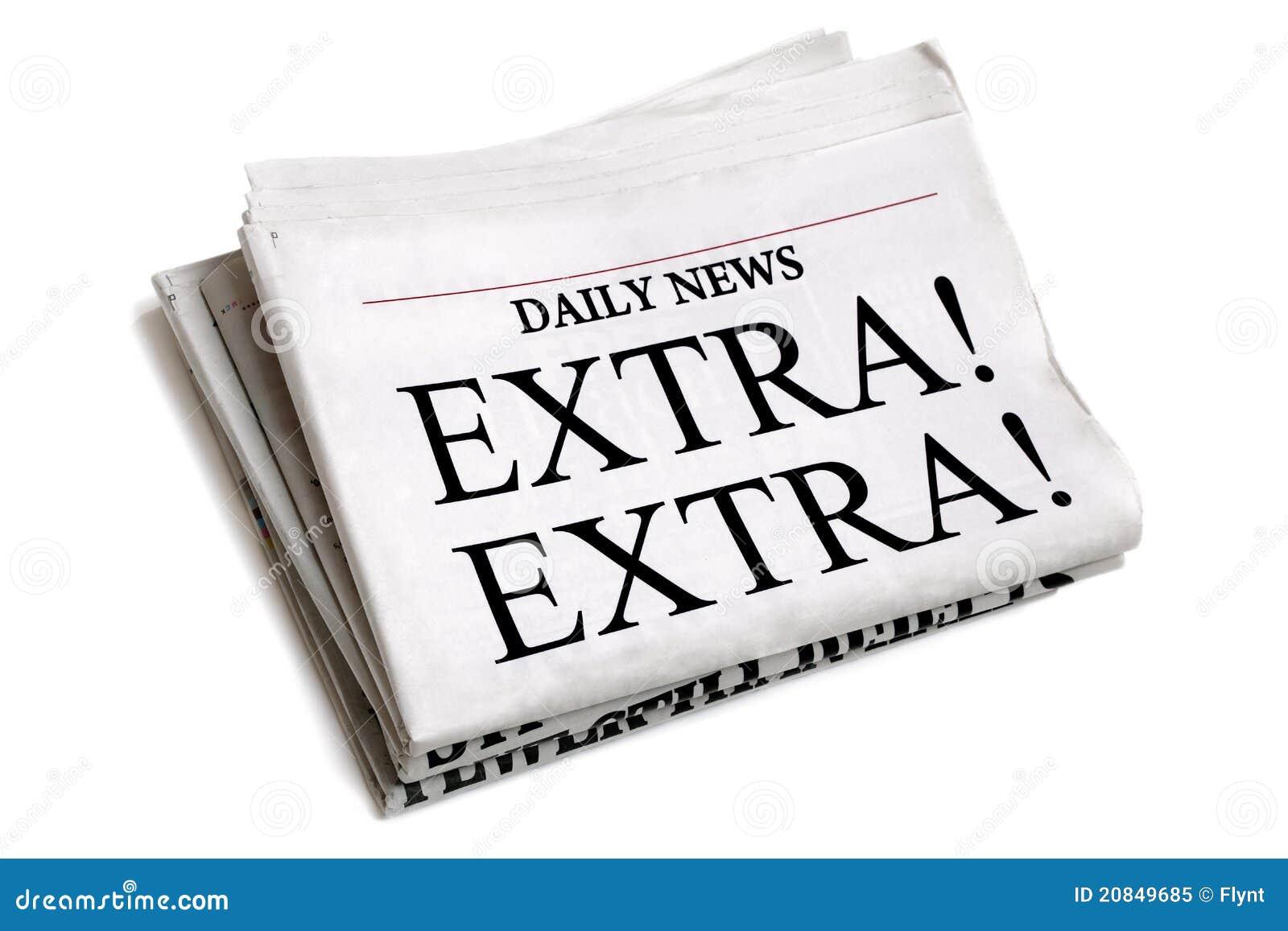 Dagelijkse krant