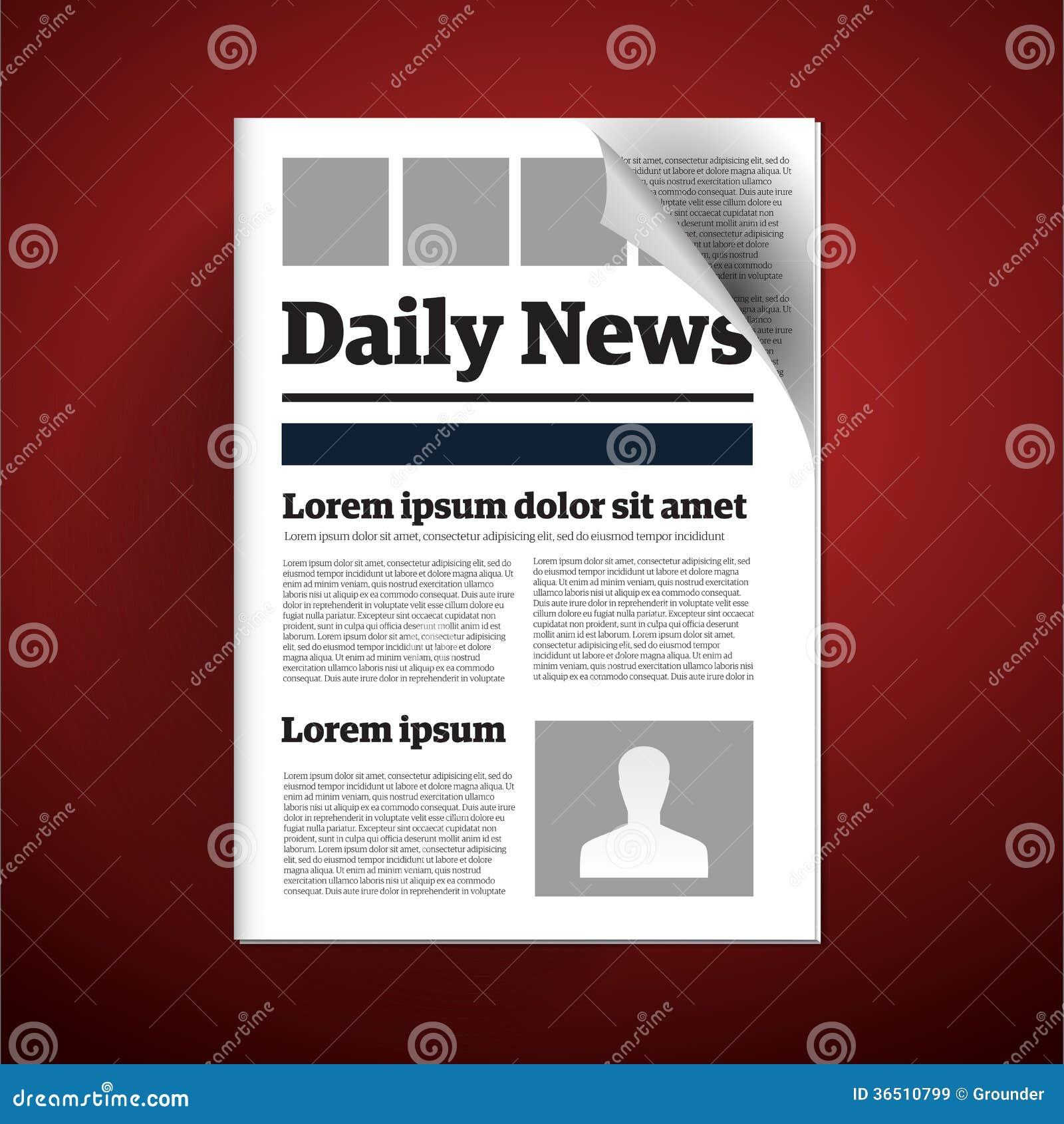 Dagstidning