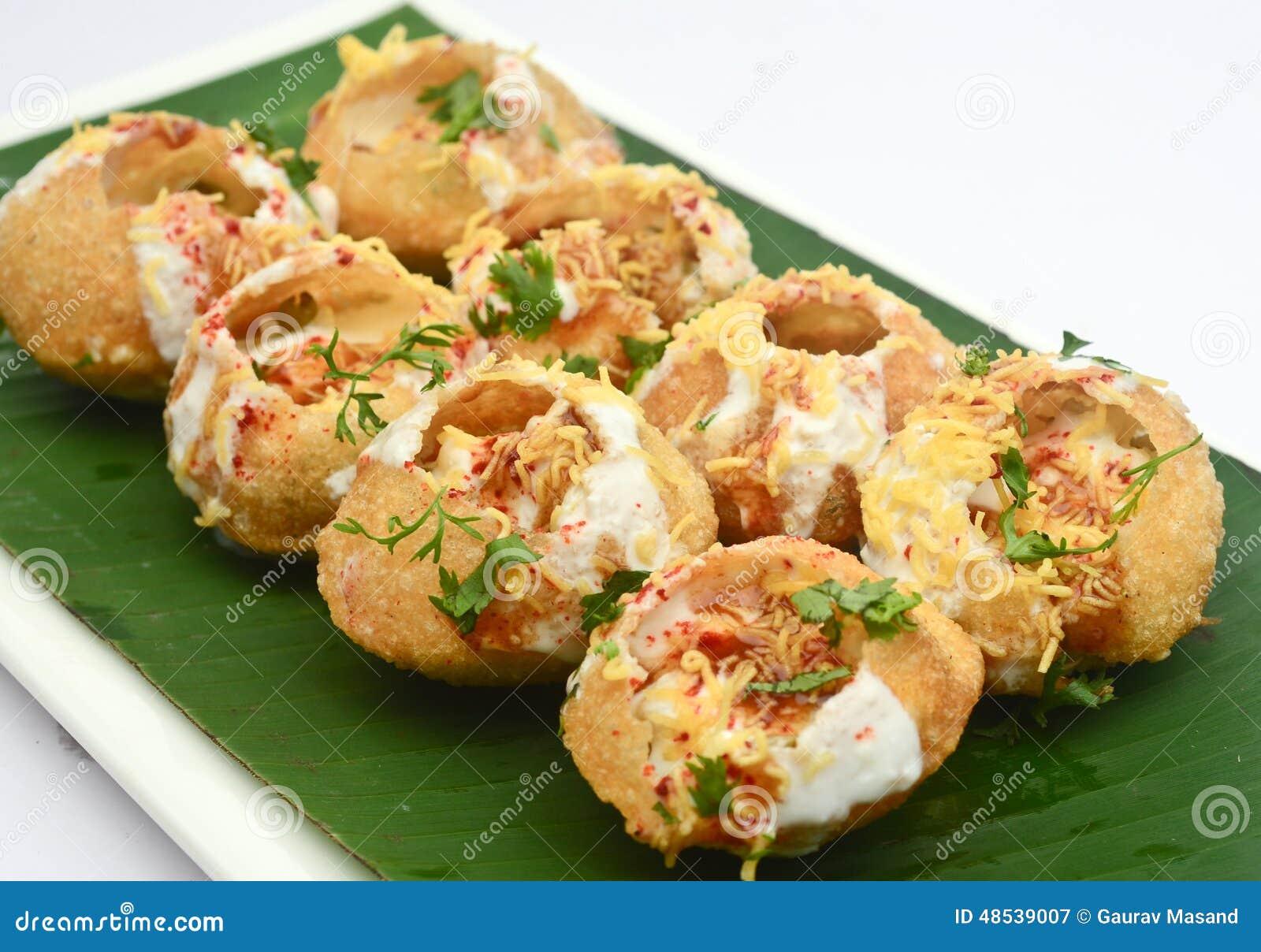 Dahi puri -Mumbai Street food