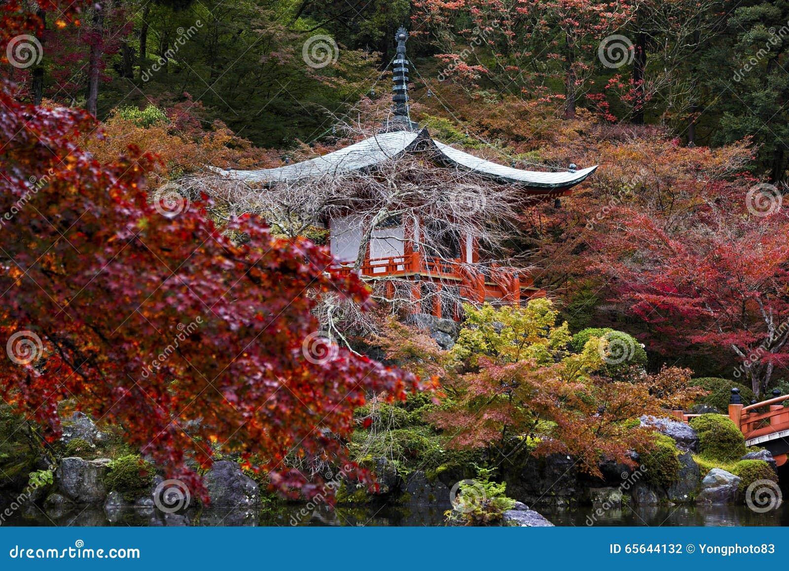 Daigo Ji, Kyoto, Japon