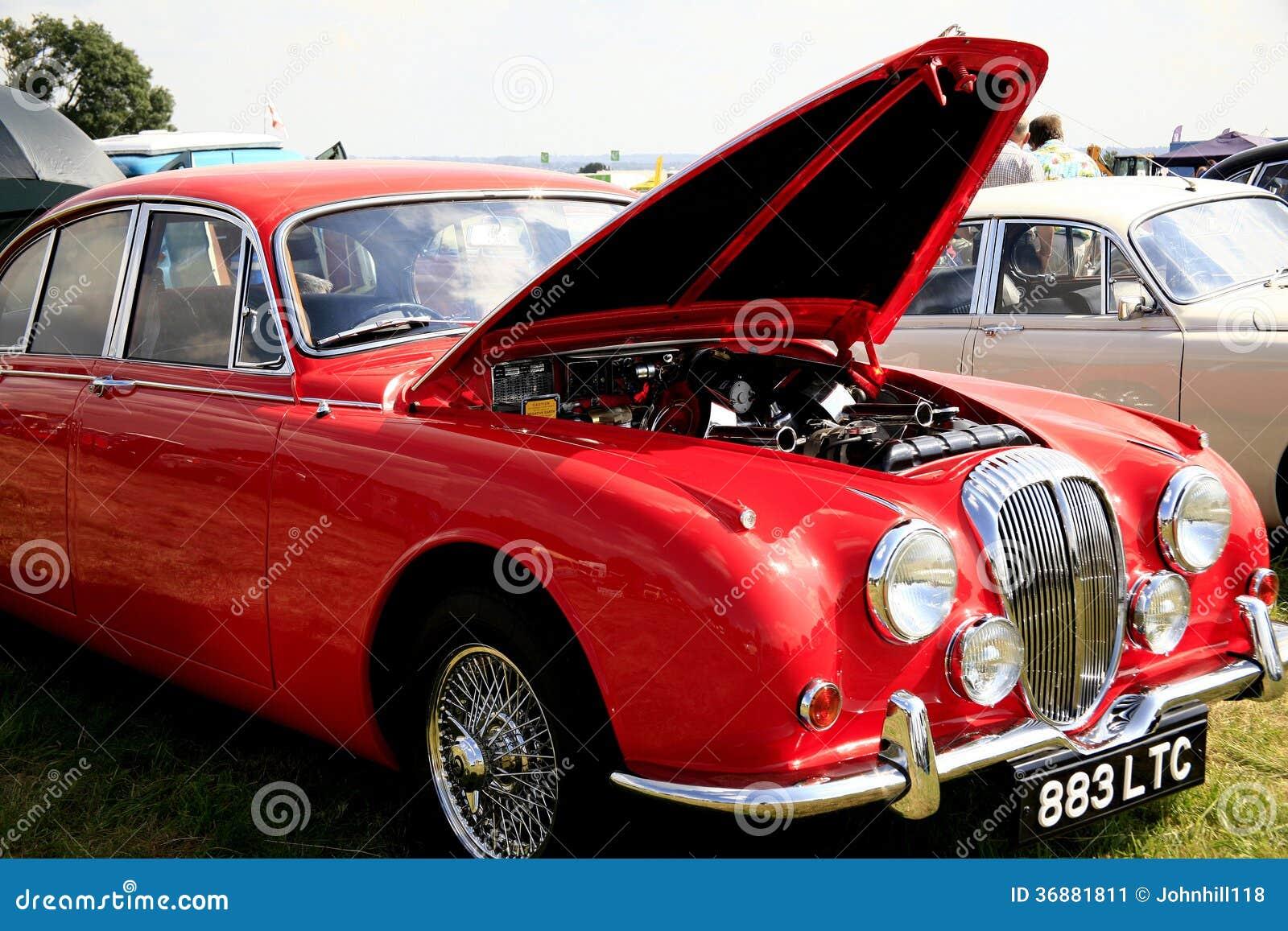 Download Daimler classico 250 V8. fotografia editoriale. Immagine di annata - 36881811