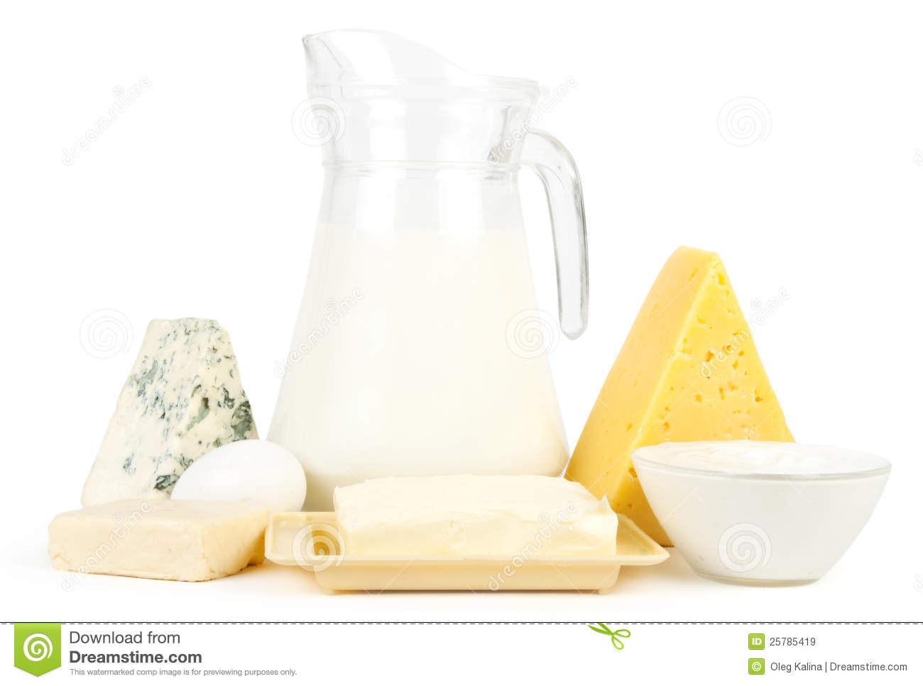 Dairy products business plan