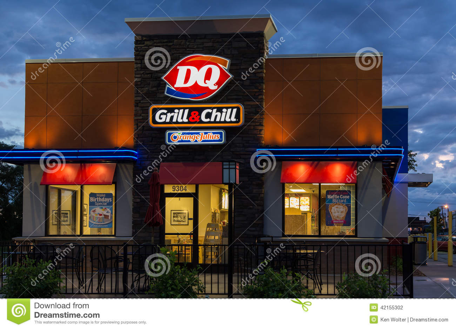 Fast Food Restaurants Bloomington In