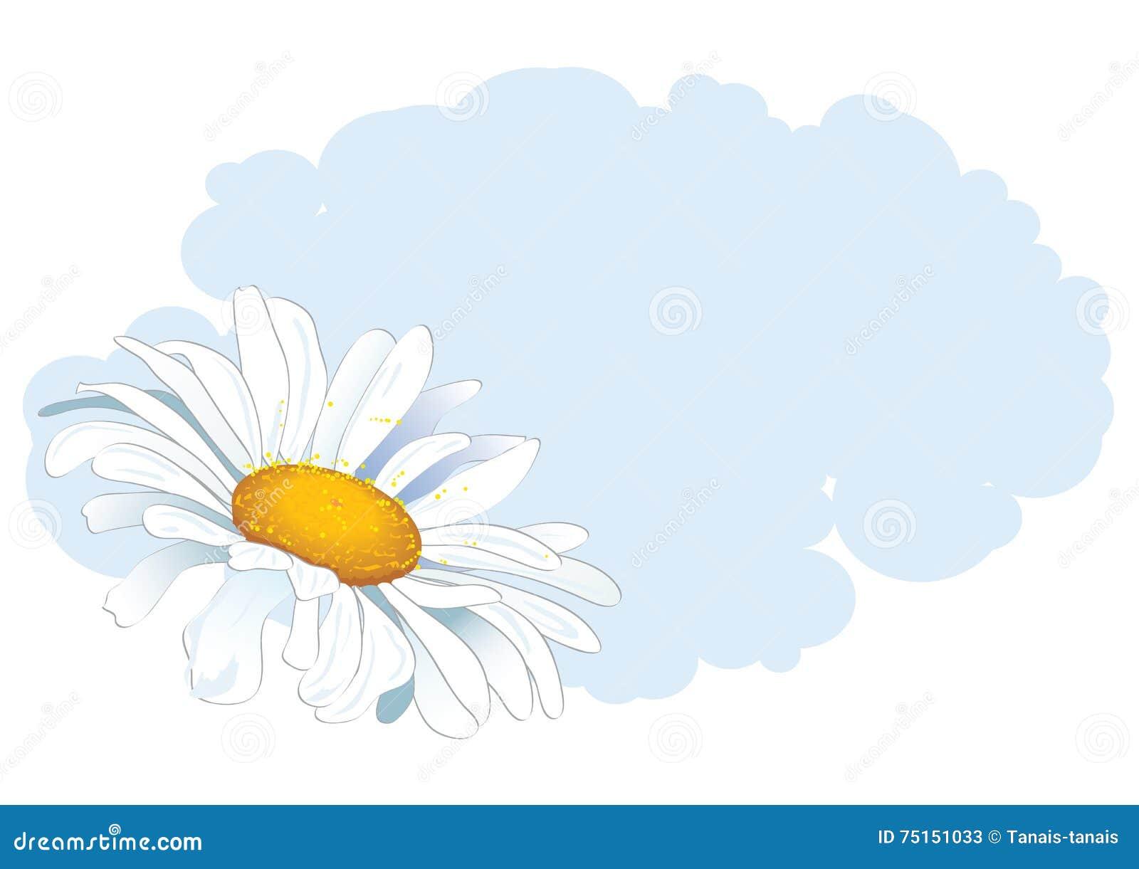 Daisy και σύννεφο