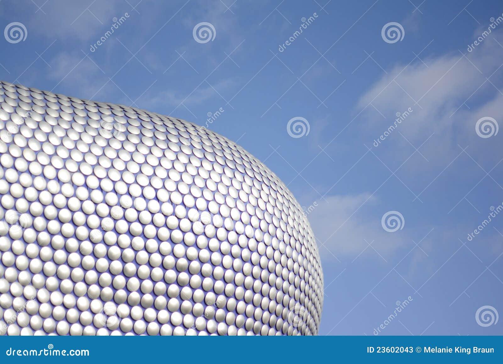 Dak van Arena in Birmingham, het Verenigd Koninkrijk