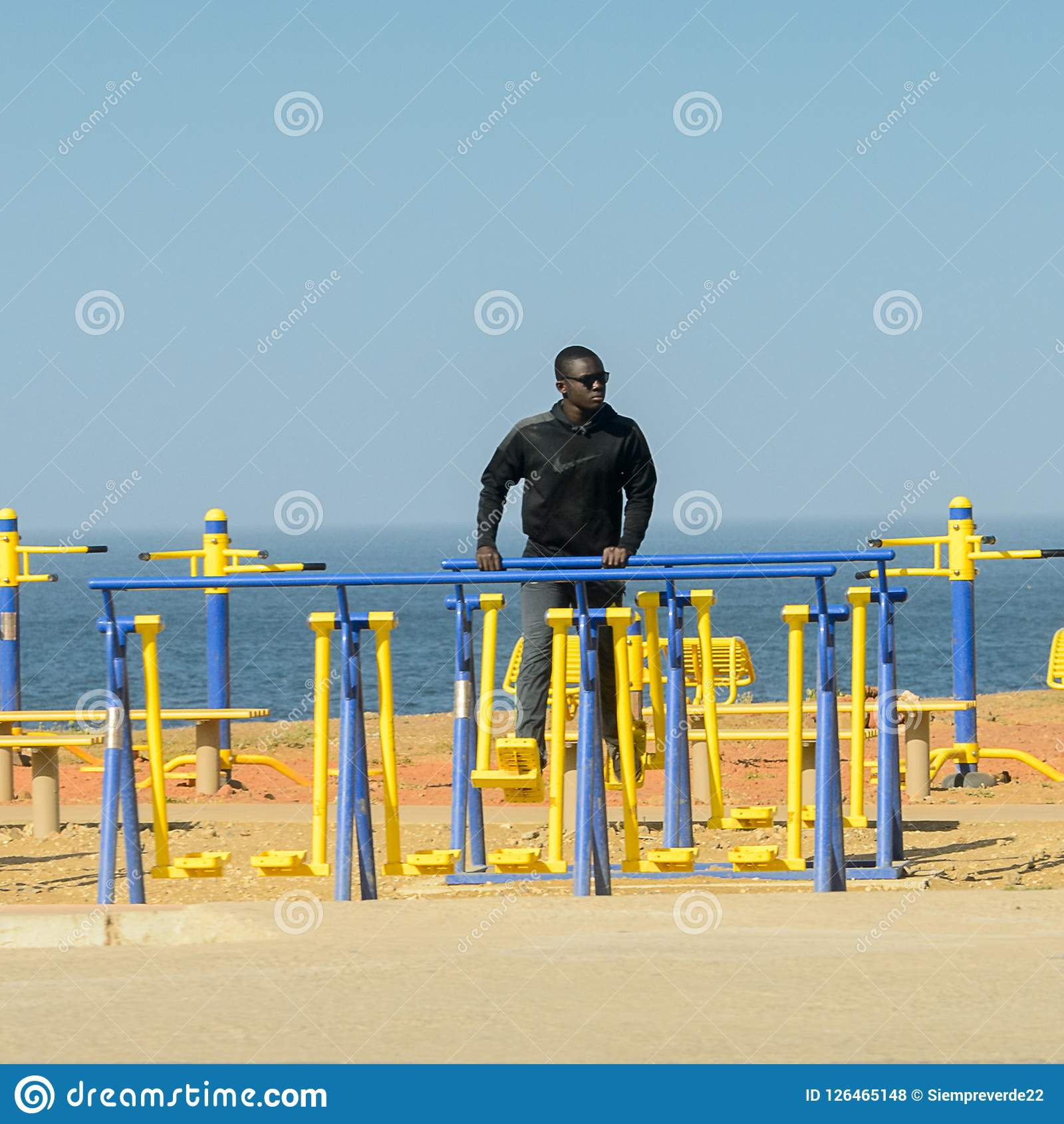 Senegal Trainer
