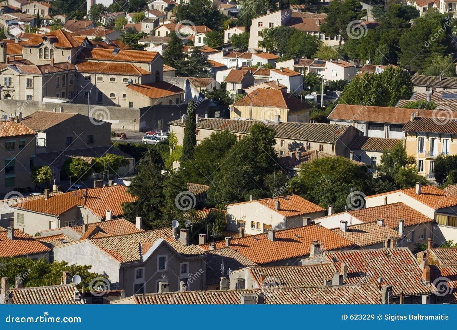 Daken in Carcassonne