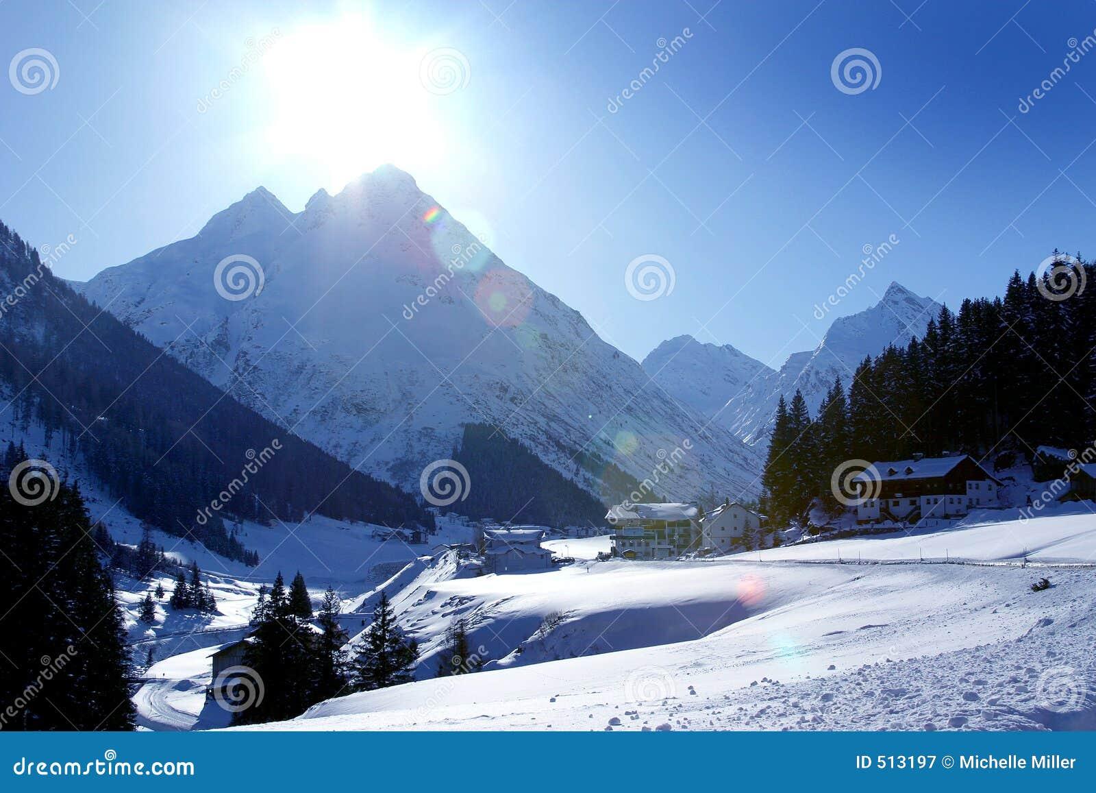 Dal för Österrike ischglberg