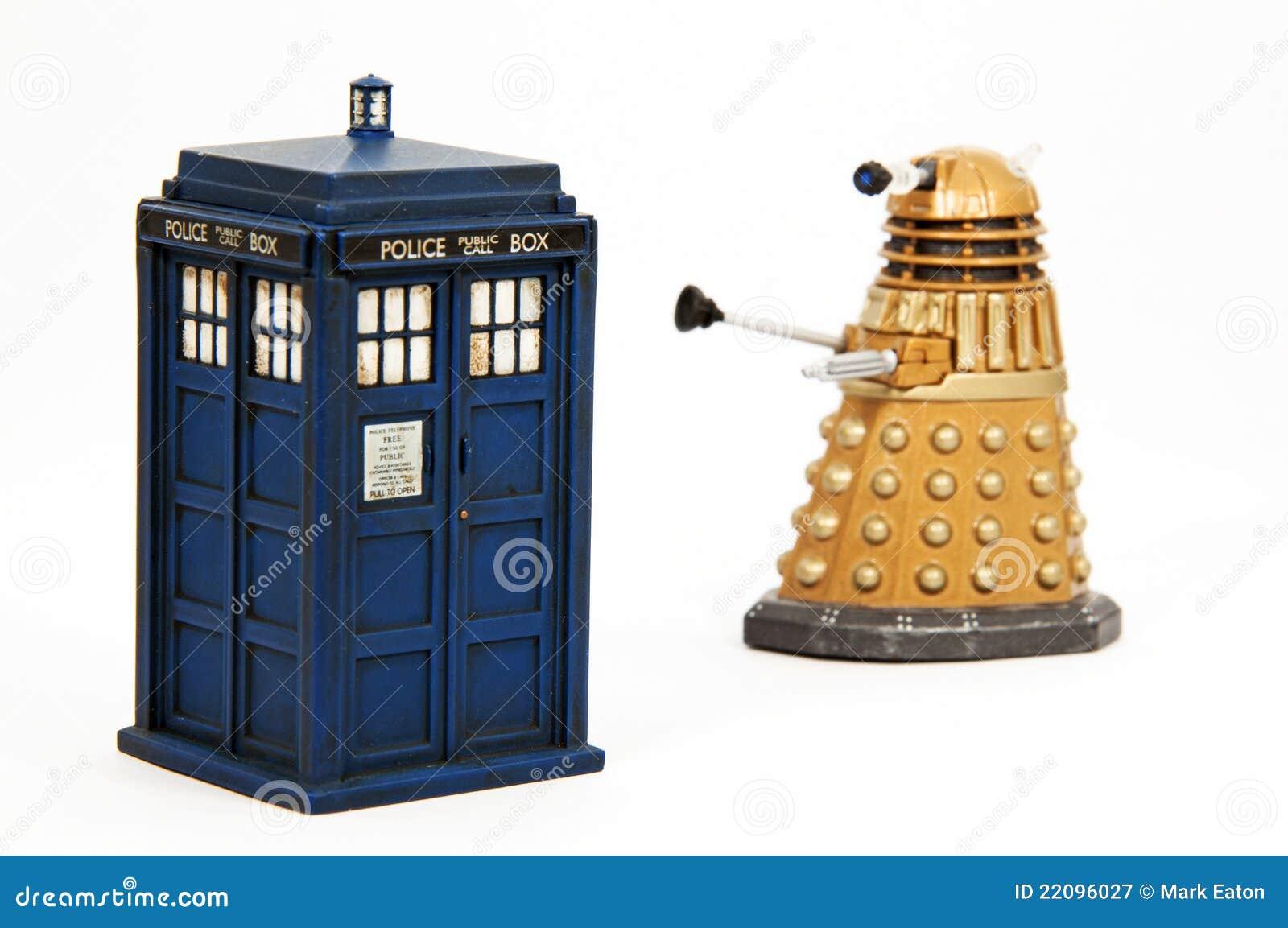 Dalek tardis