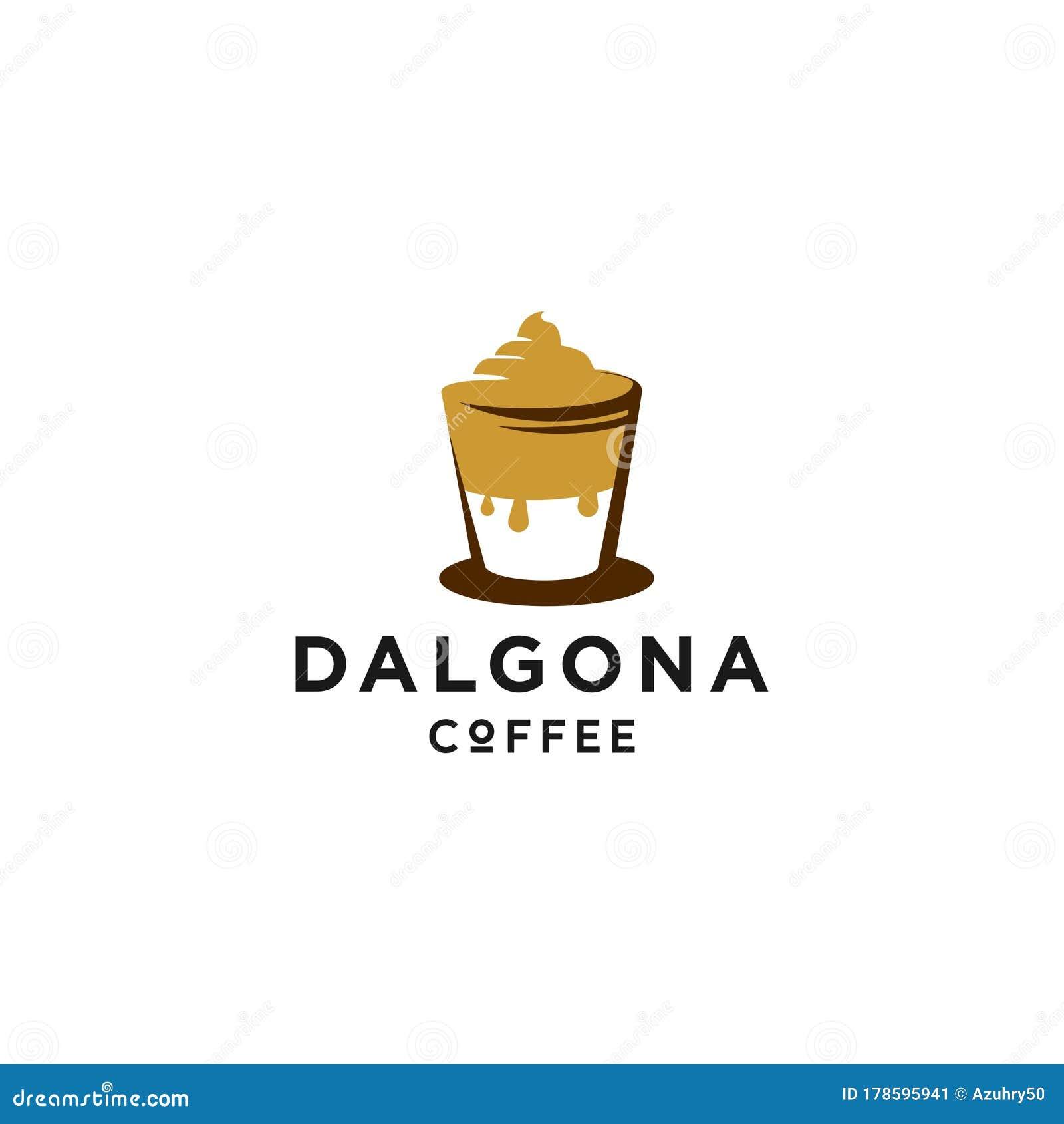 Dalgona Coffee Stock Illustrations 75 Dalgona Coffee Stock Illustrations Vectors Clipart Dreamstime