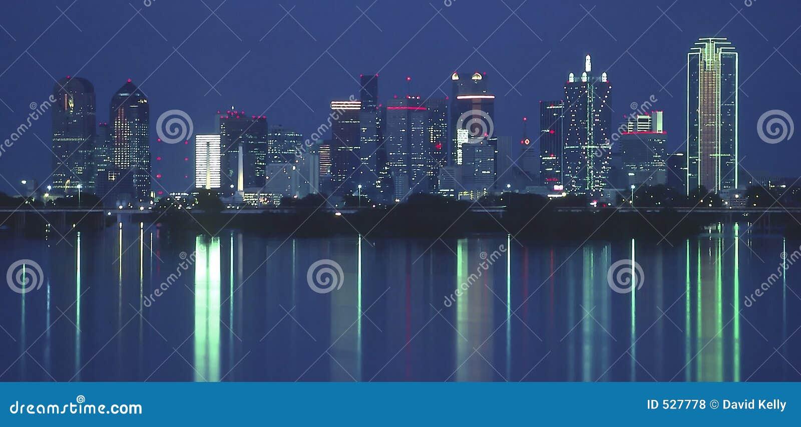 Dallas la nuit