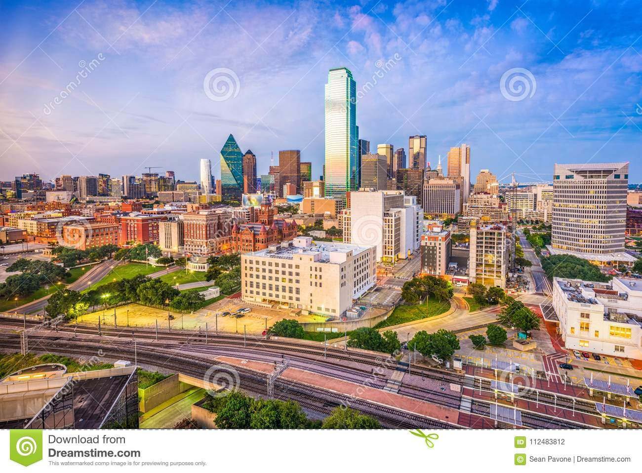 Dallas, le Texas, Etats-Unis