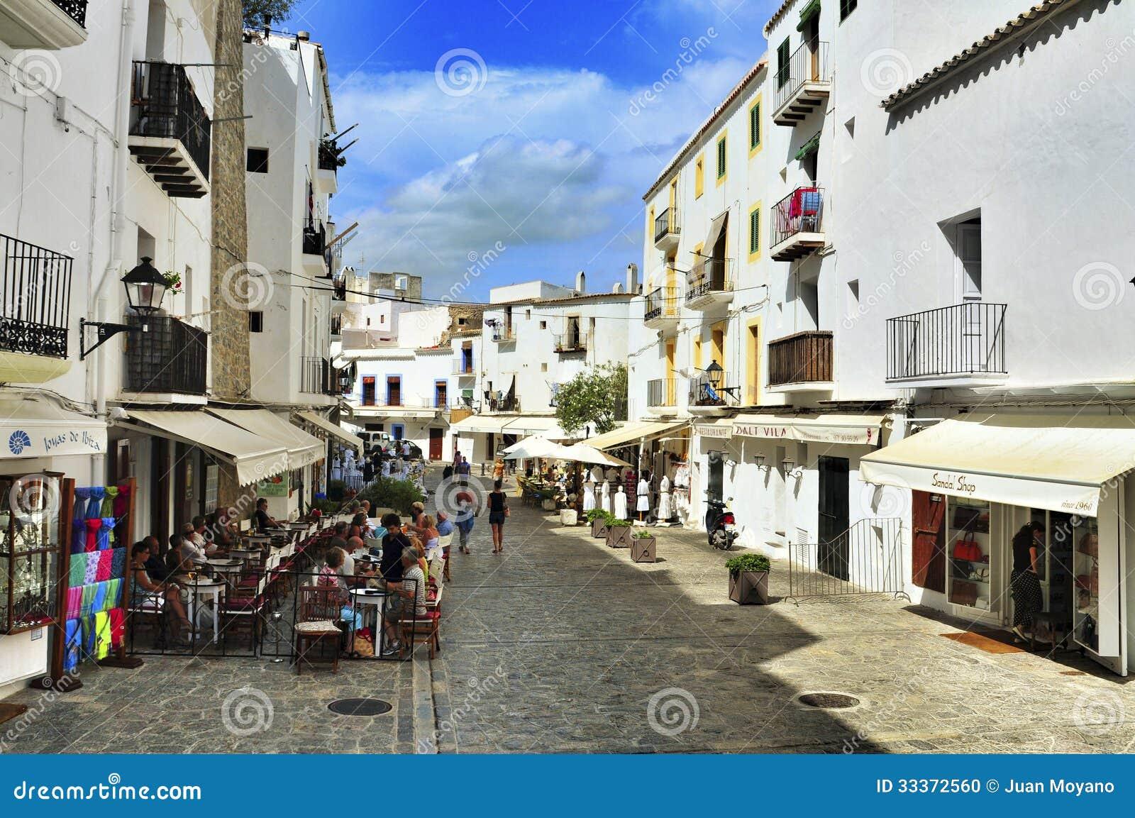 Balearic Islands Old Restaurents