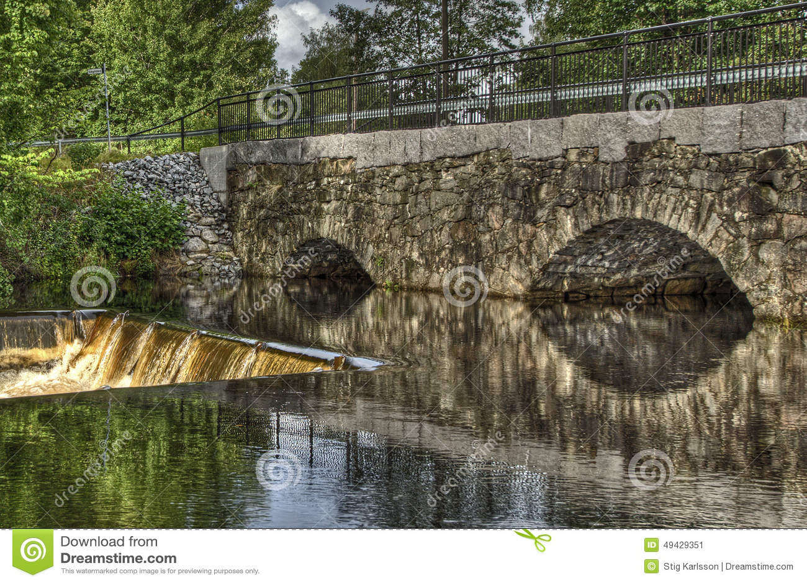 hdr old bridge and - photo #38