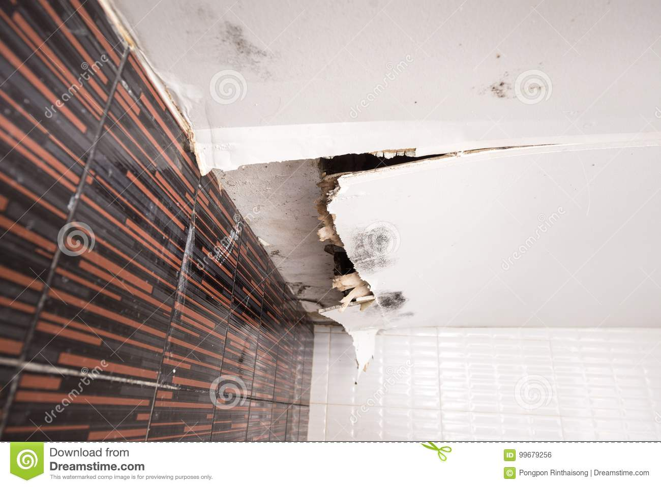 ceiling repair home poquoson ceilings leak mold pin roof from virginia and damage in