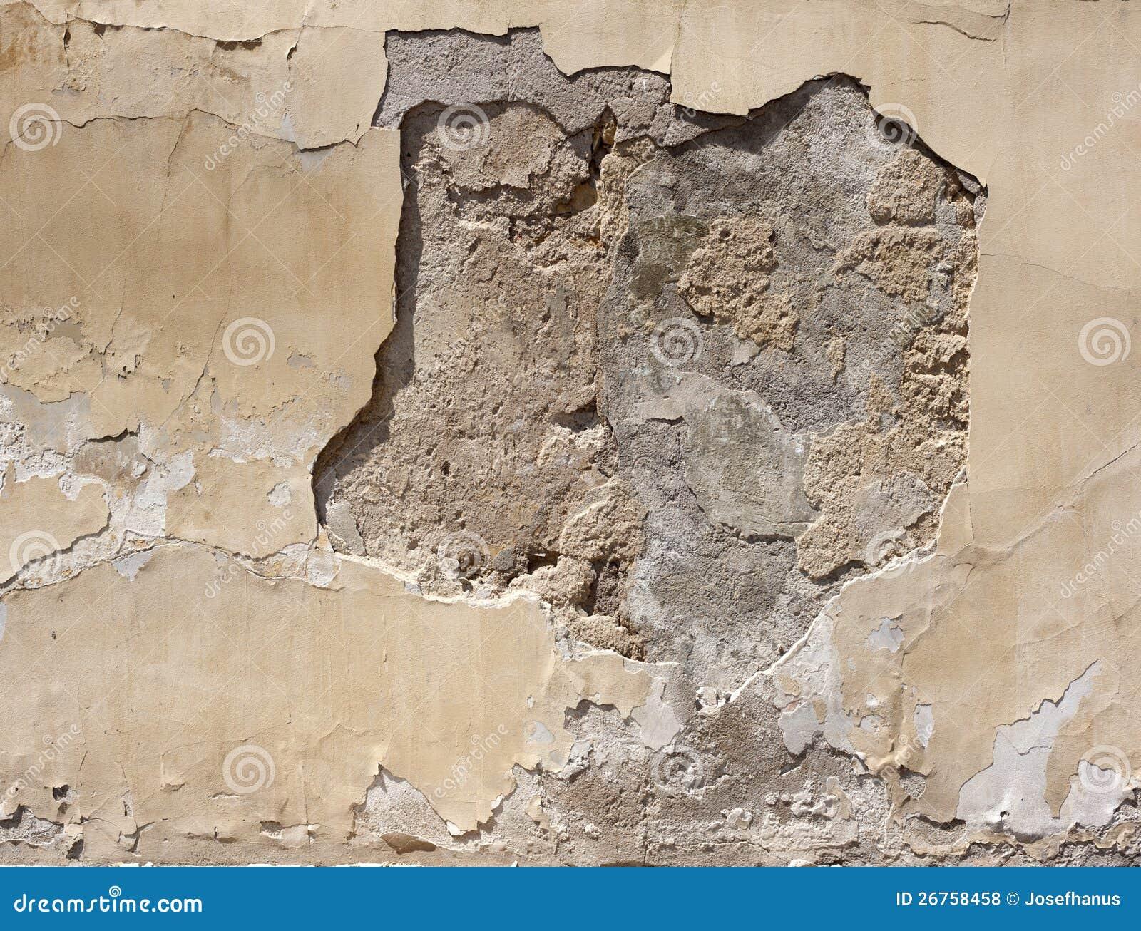 Damaged Wall Royalty Free Stock Photos Image 26758458