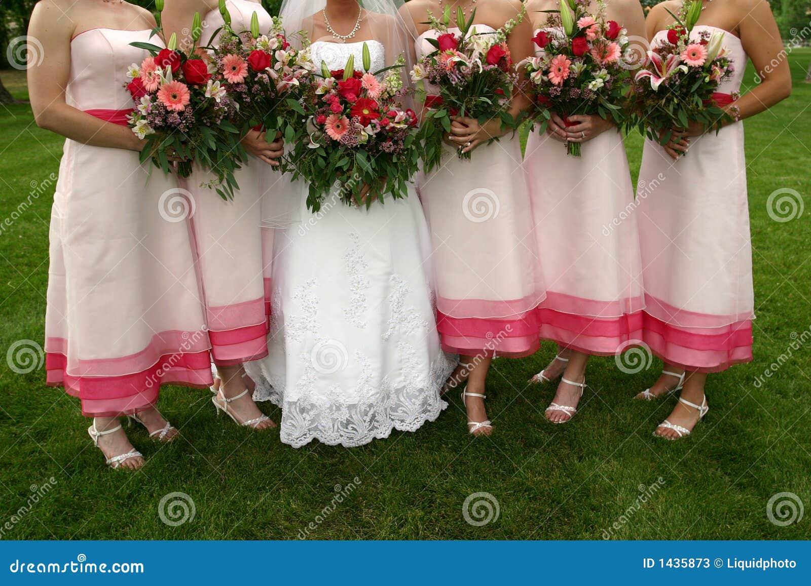 Damas de honor Wedding