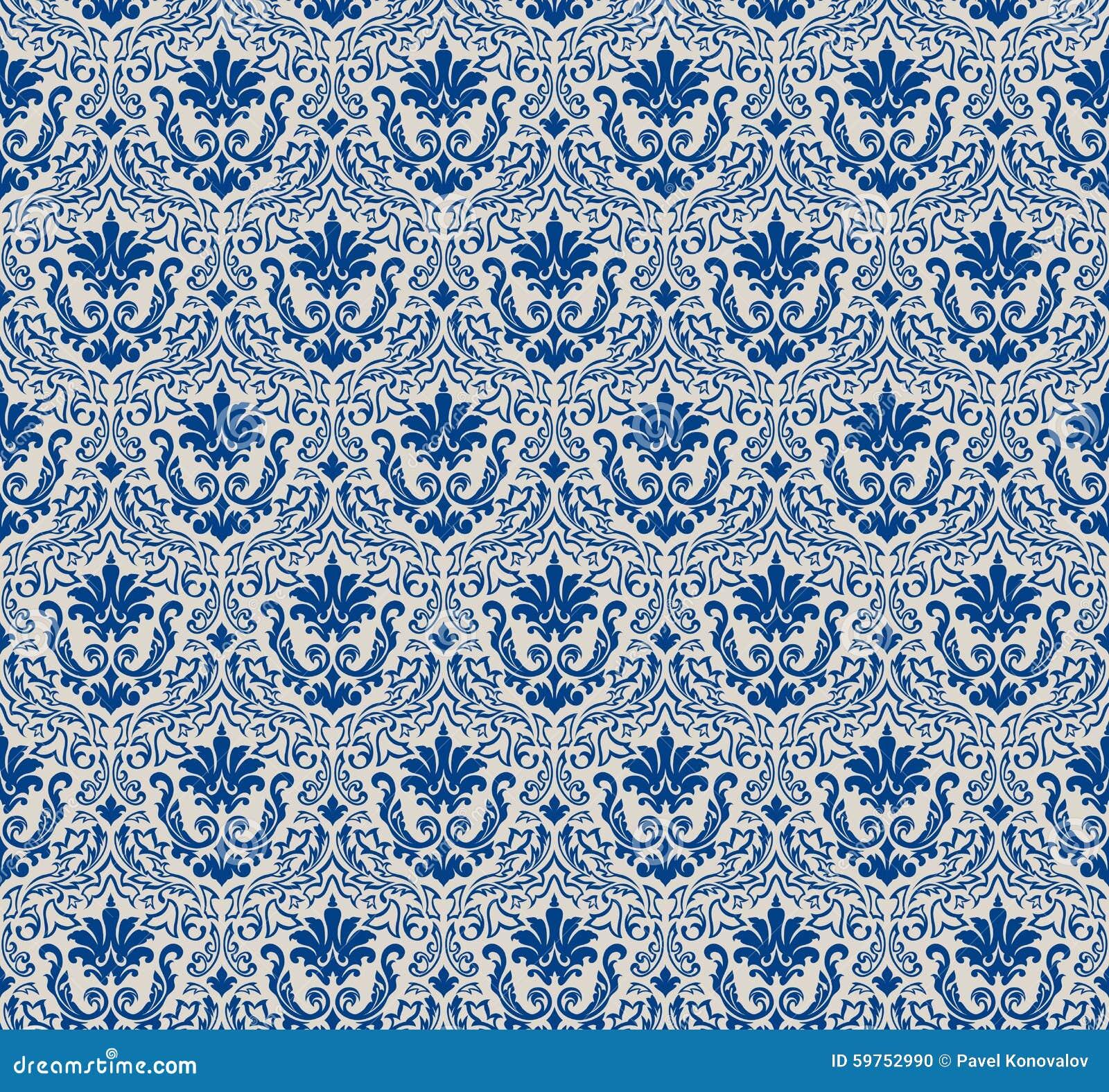 swirling royal pattern wallpaper - photo #18