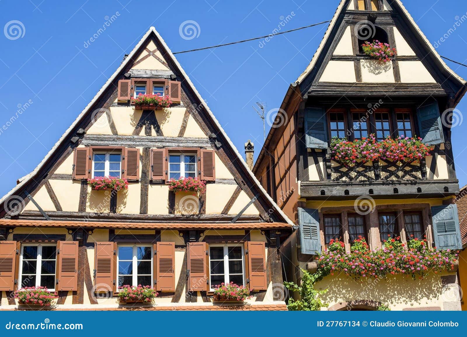 Dambach (Alsace) - Chambres