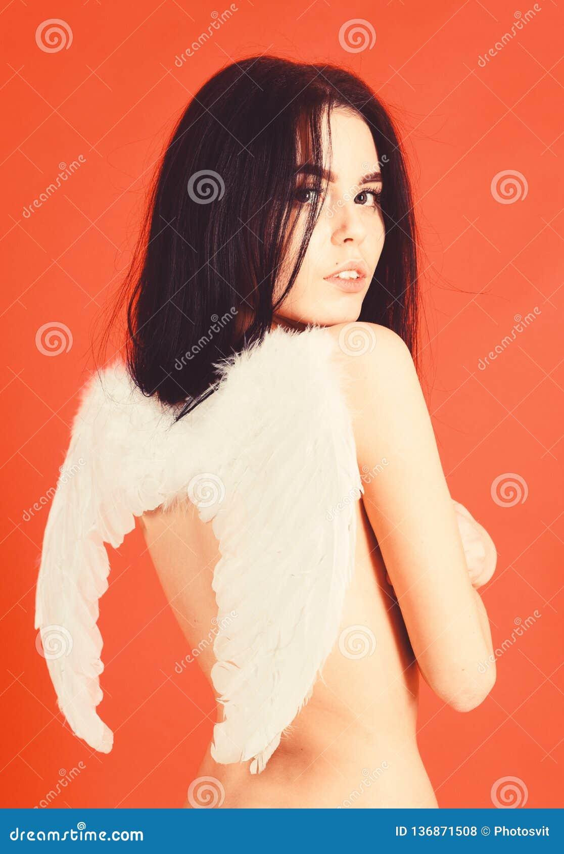 sexy engel nackt