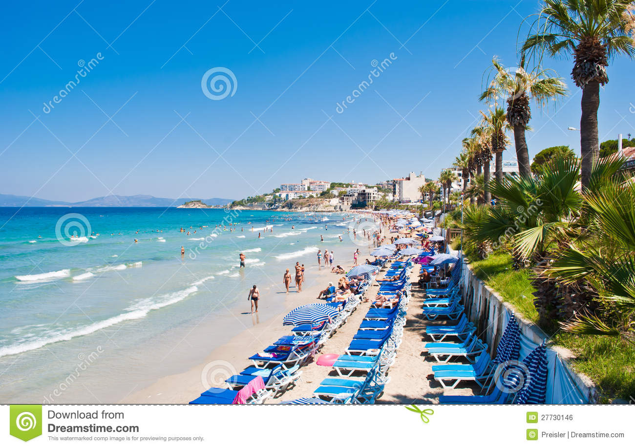 Ladies Beach Hotel Kusadasi