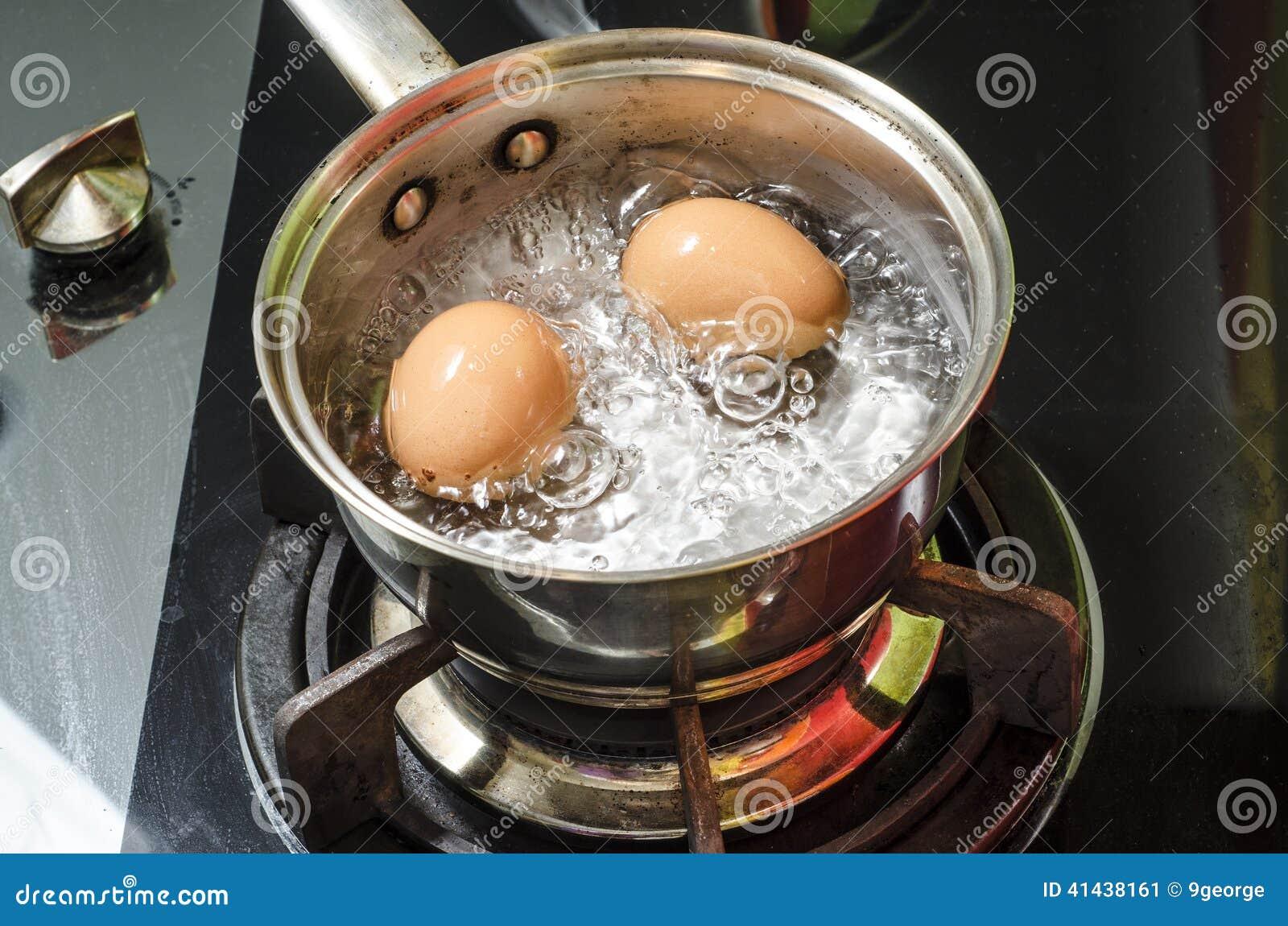 Dampf eier und kochendes wasser stockfoto bild 41438161 - Warmflasche kochendes wasser ...