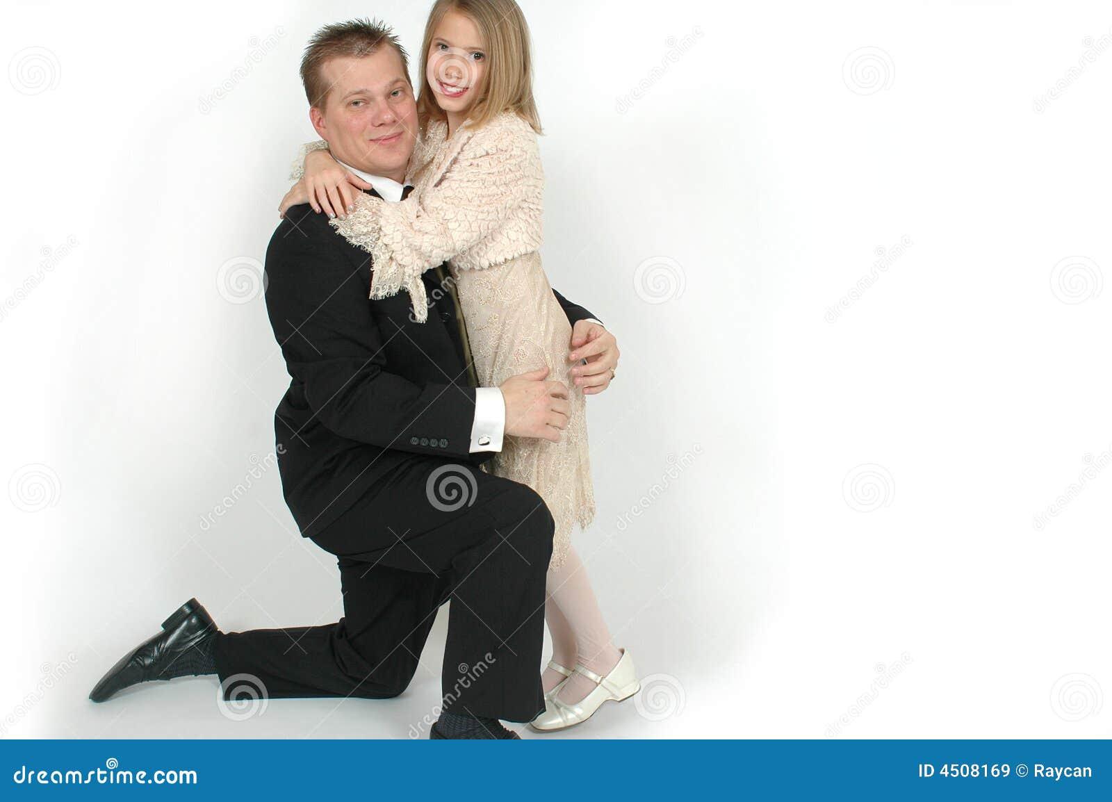 Dança da filha do paizinho