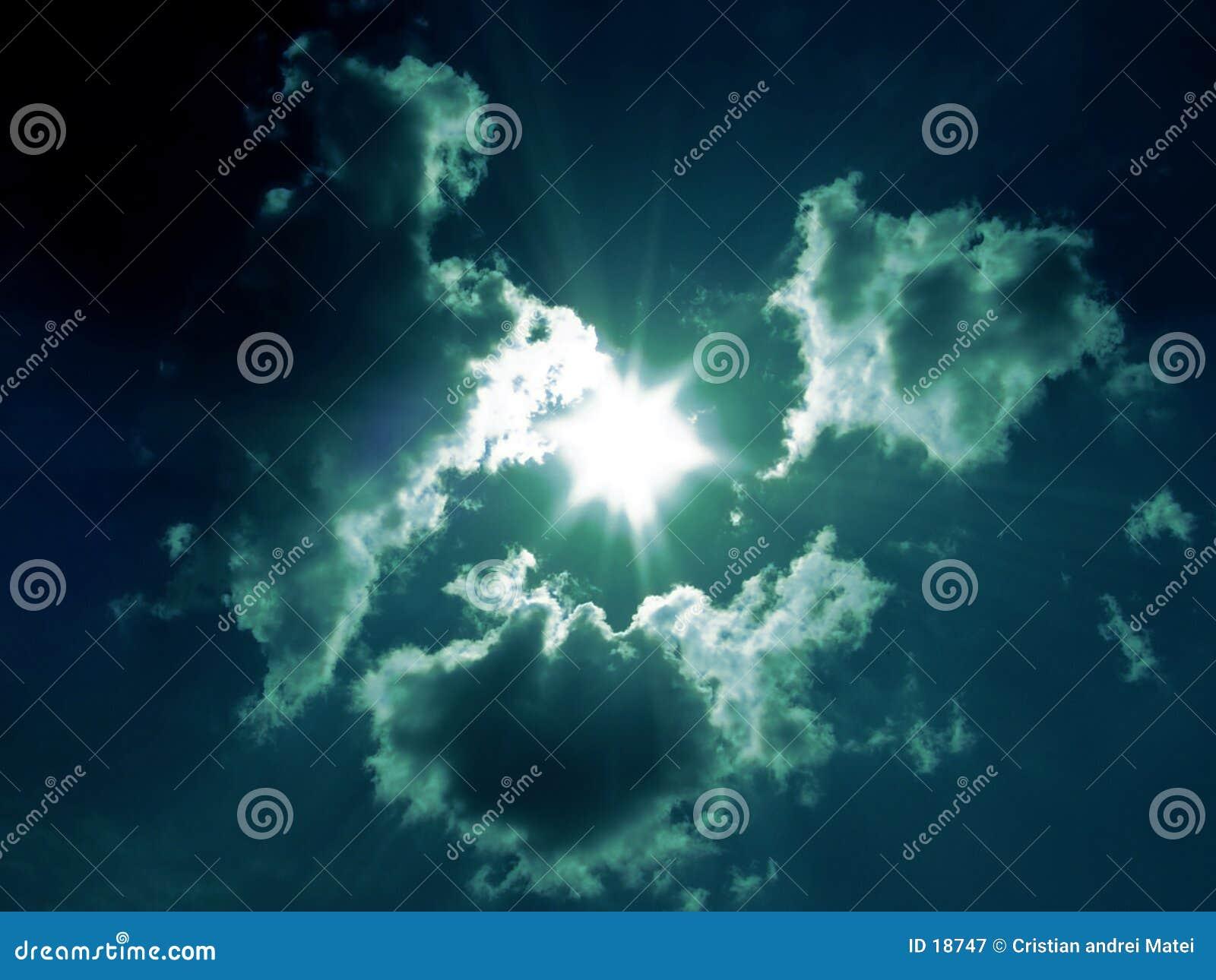 Dança das nuvens