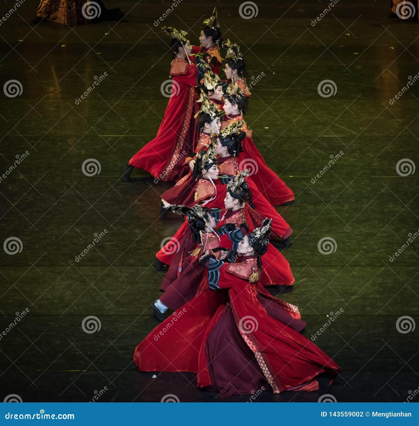 Dança de corte da dança 10-Classical de Geiger