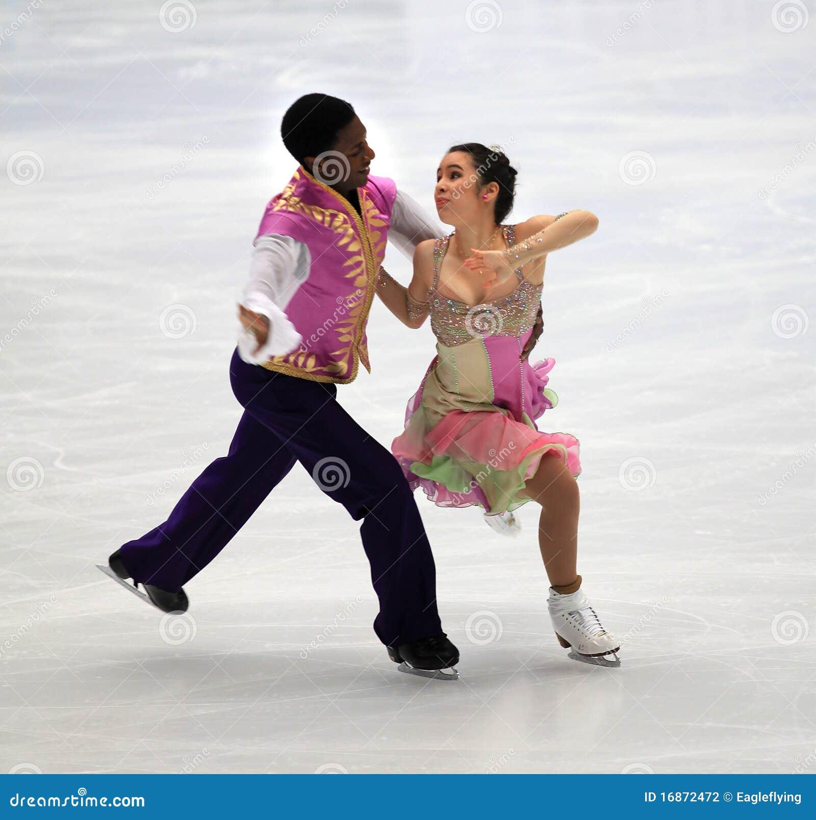 Dança de gelo