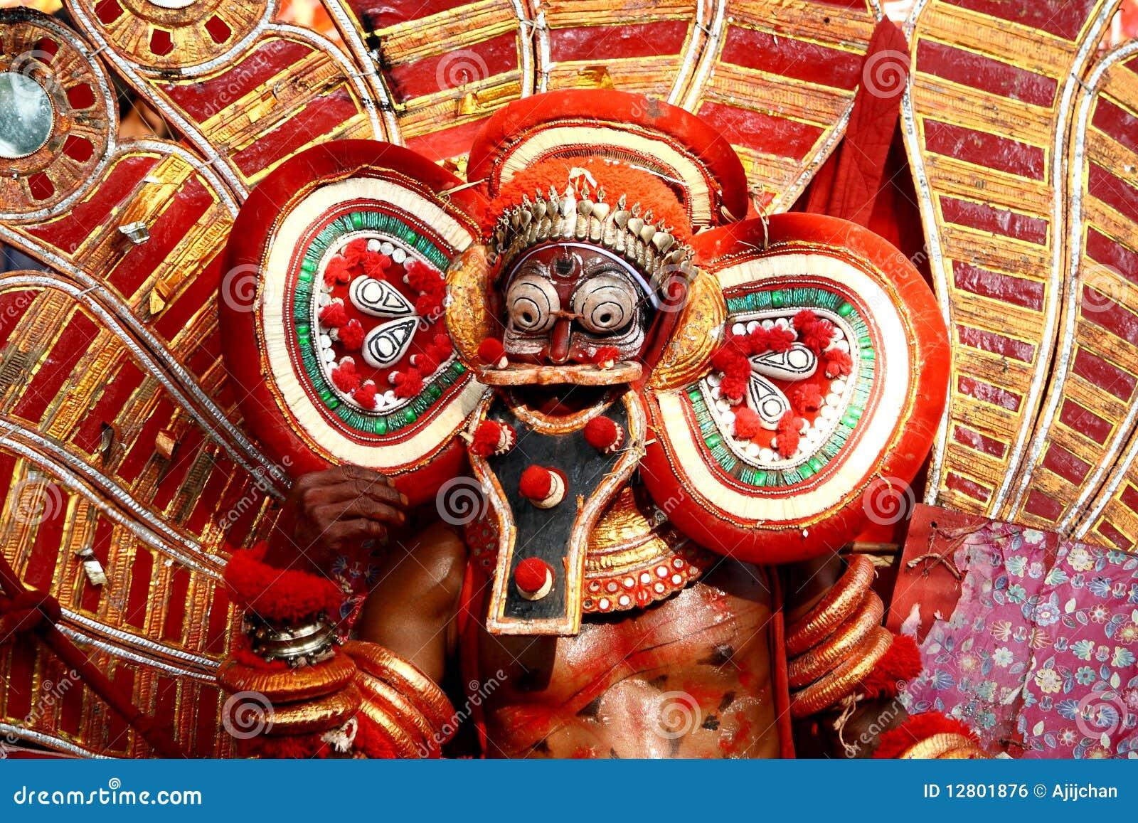 Dança de Theyyam