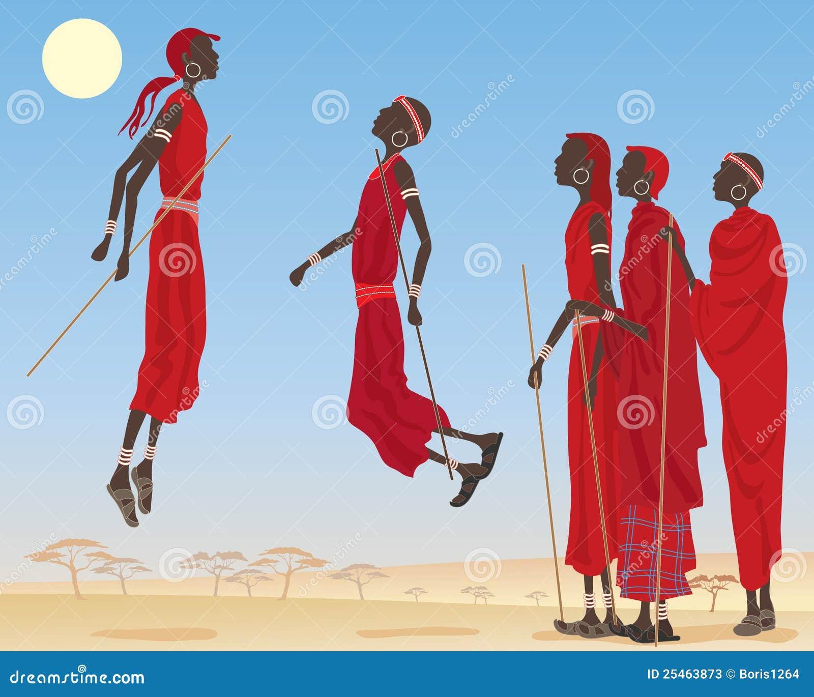 Dança do Masai